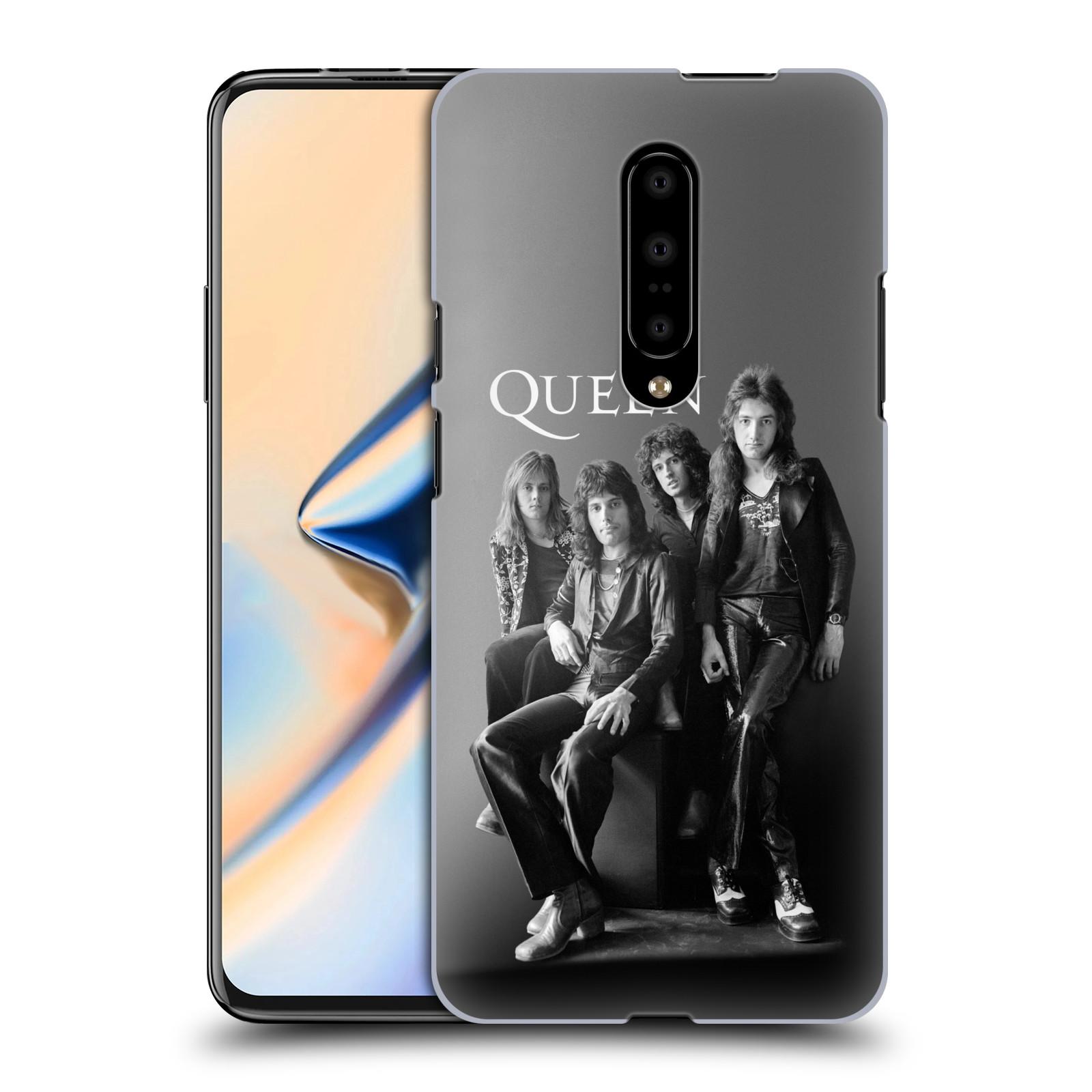 Plastové pouzdro na mobil OnePlus 7 - Head Case - Queen - Skupina