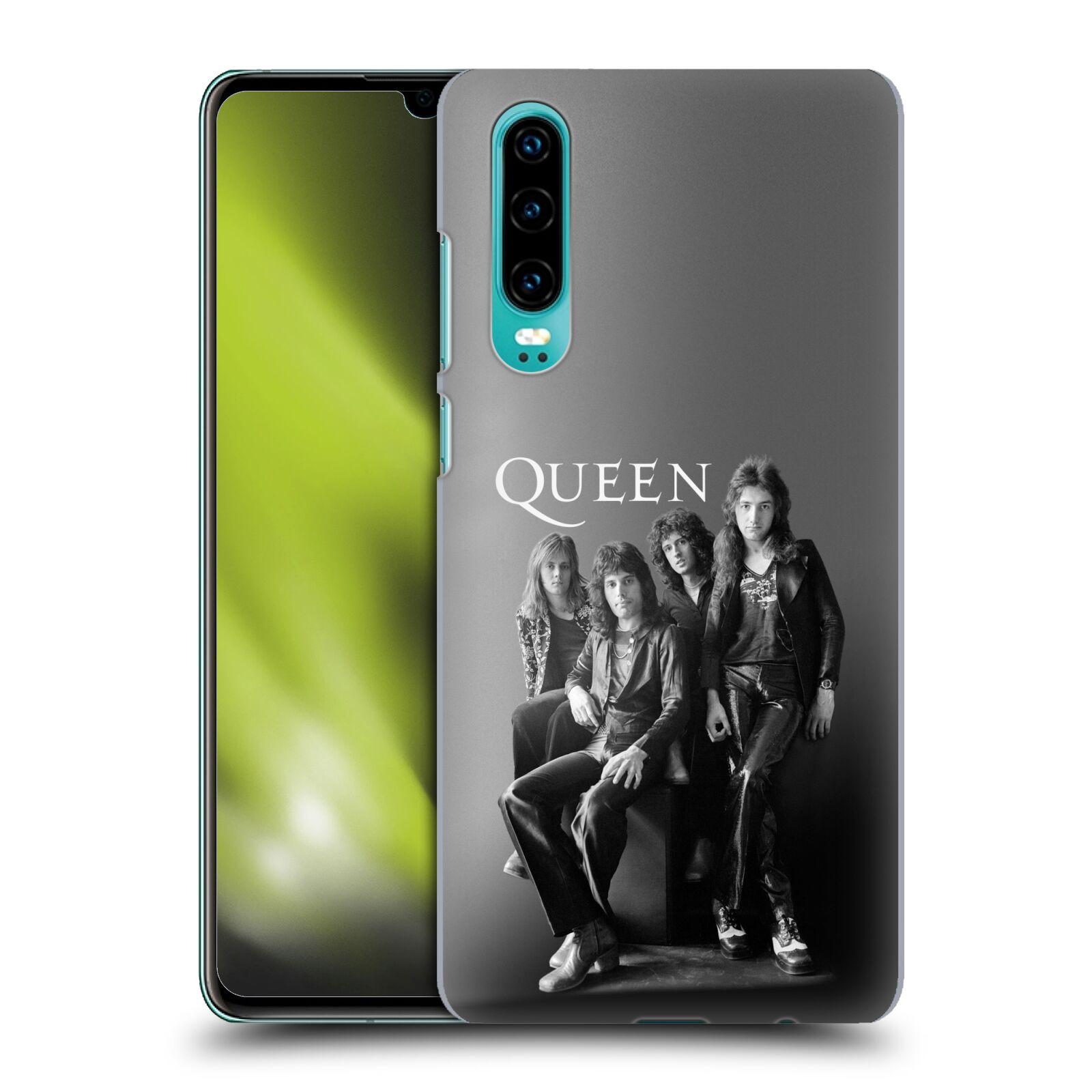 Plastové pouzdro na mobil Huawei P30 - Head Case - Queen - Skupina