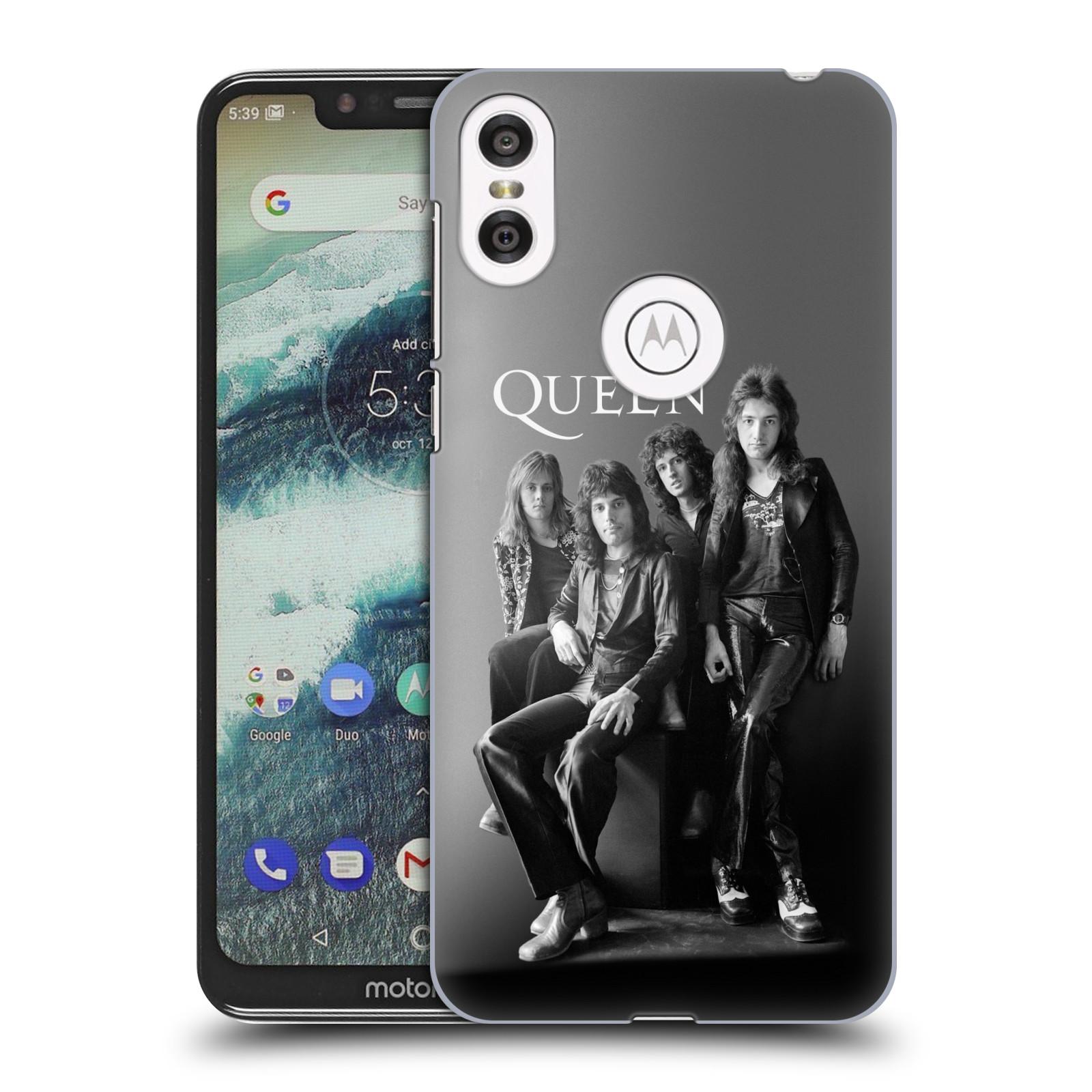Plastové pouzdro na mobil Motorola One - Head Case - Queen - Skupina