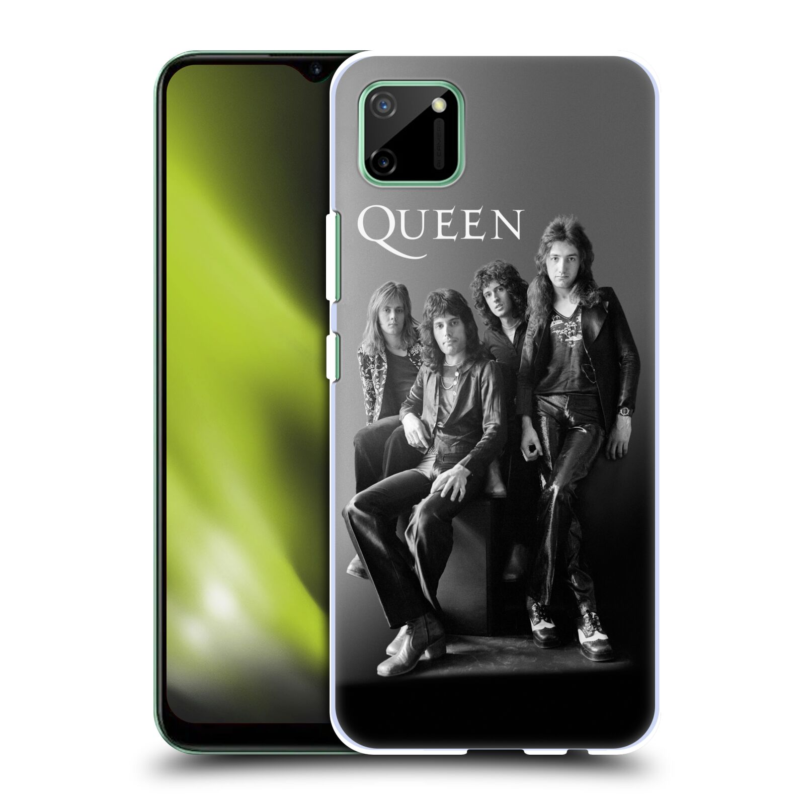 Plastové pouzdro na mobil Realme C11 - Head Case - Queen - Skupina