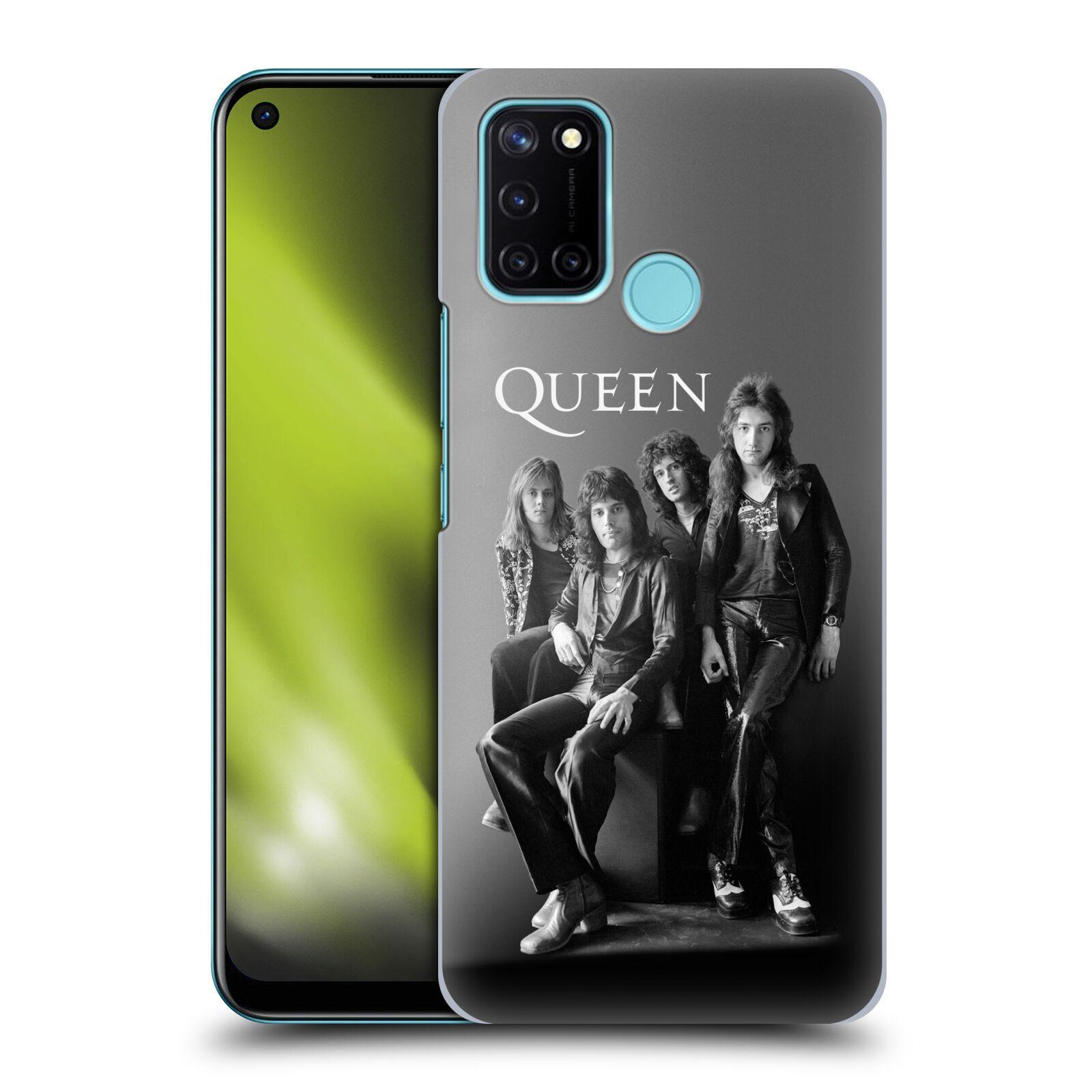 Plastové pouzdro na mobil Realme 7i - Head Case - Queen - Skupina