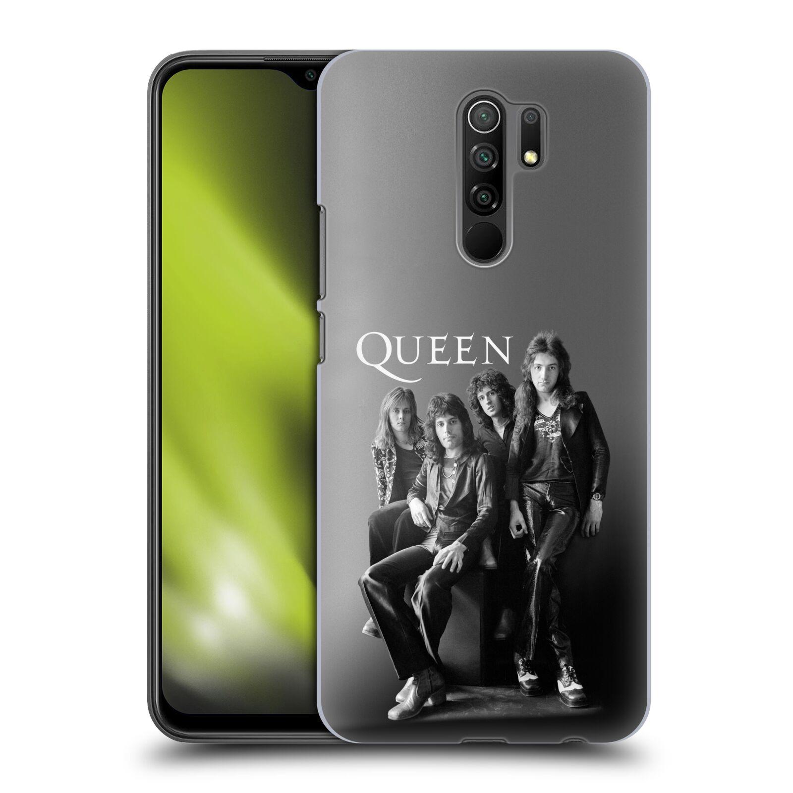 Plastové pouzdro na mobil Xiaomi Redmi 9 - Head Case - Queen - Skupina
