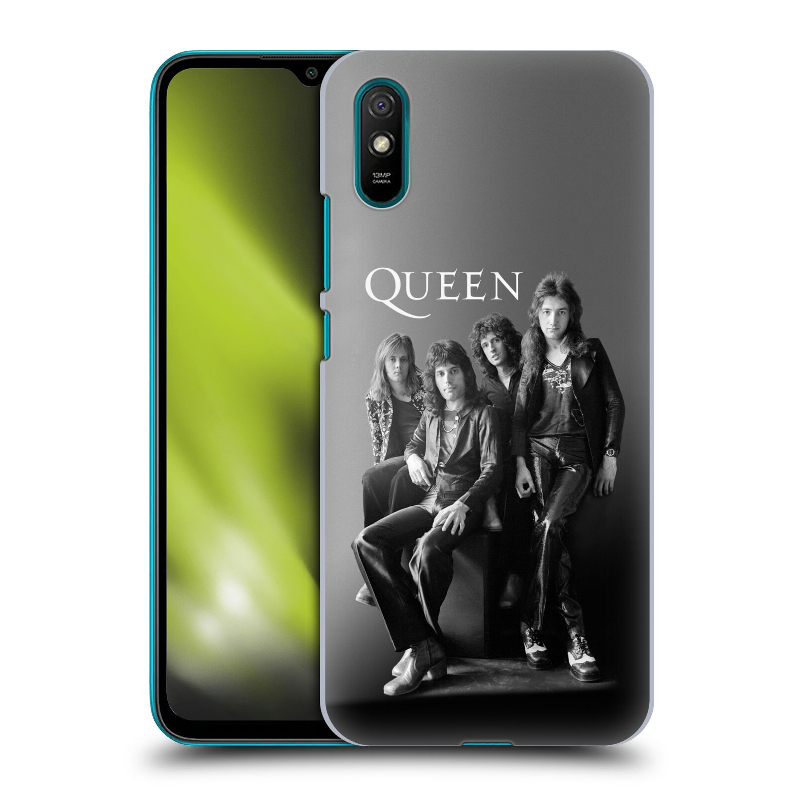Plastové pouzdro na mobil Xiaomi Redmi 9A / Xiaomi Redmi 9AT - Head Case - Queen - Skupina