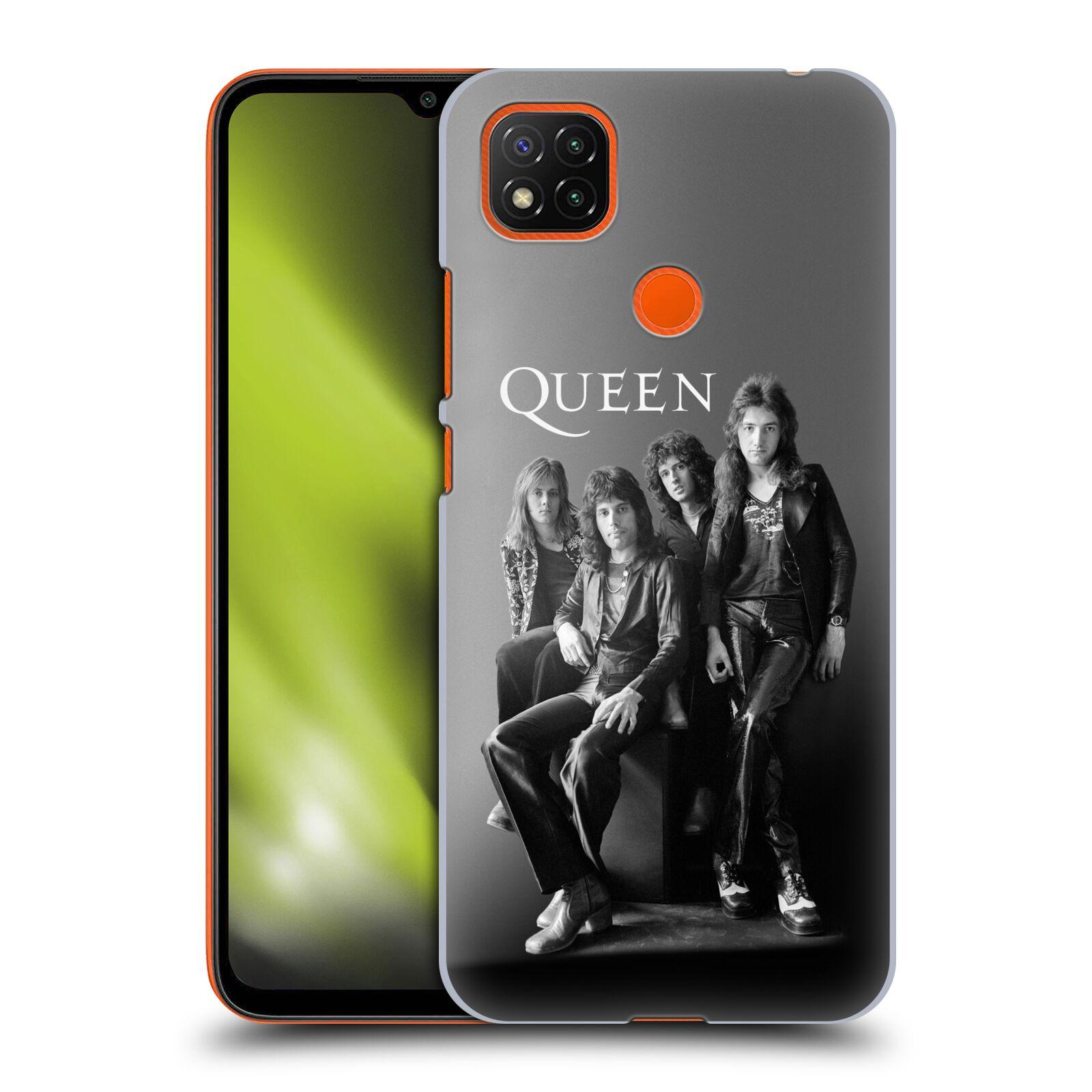 Plastové pouzdro na mobil Xiaomi Redmi 9C - Head Case - Queen - Skupina