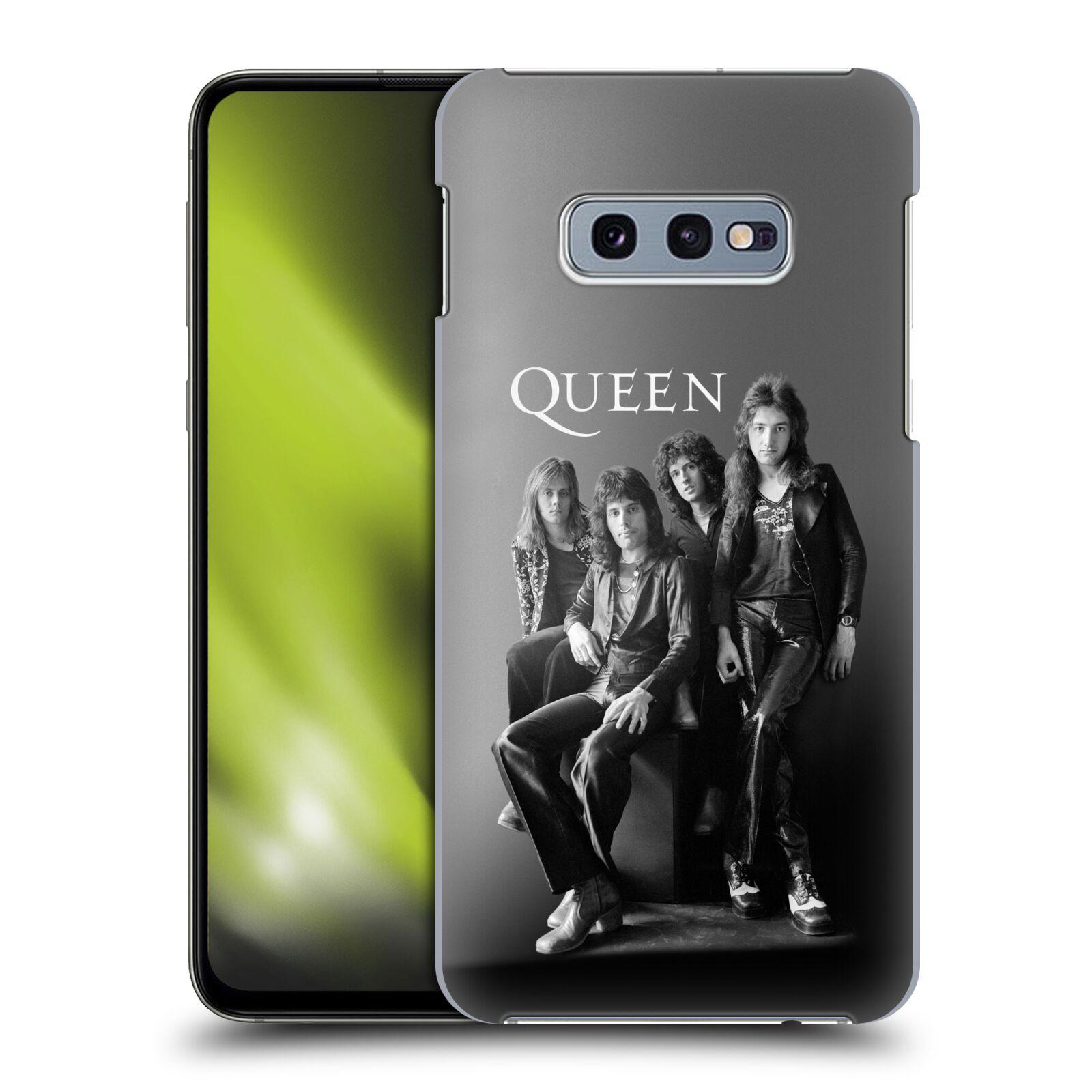 Plastové pouzdro na mobil Samsung Galaxy S10e - Head Case - Queen - Skupina