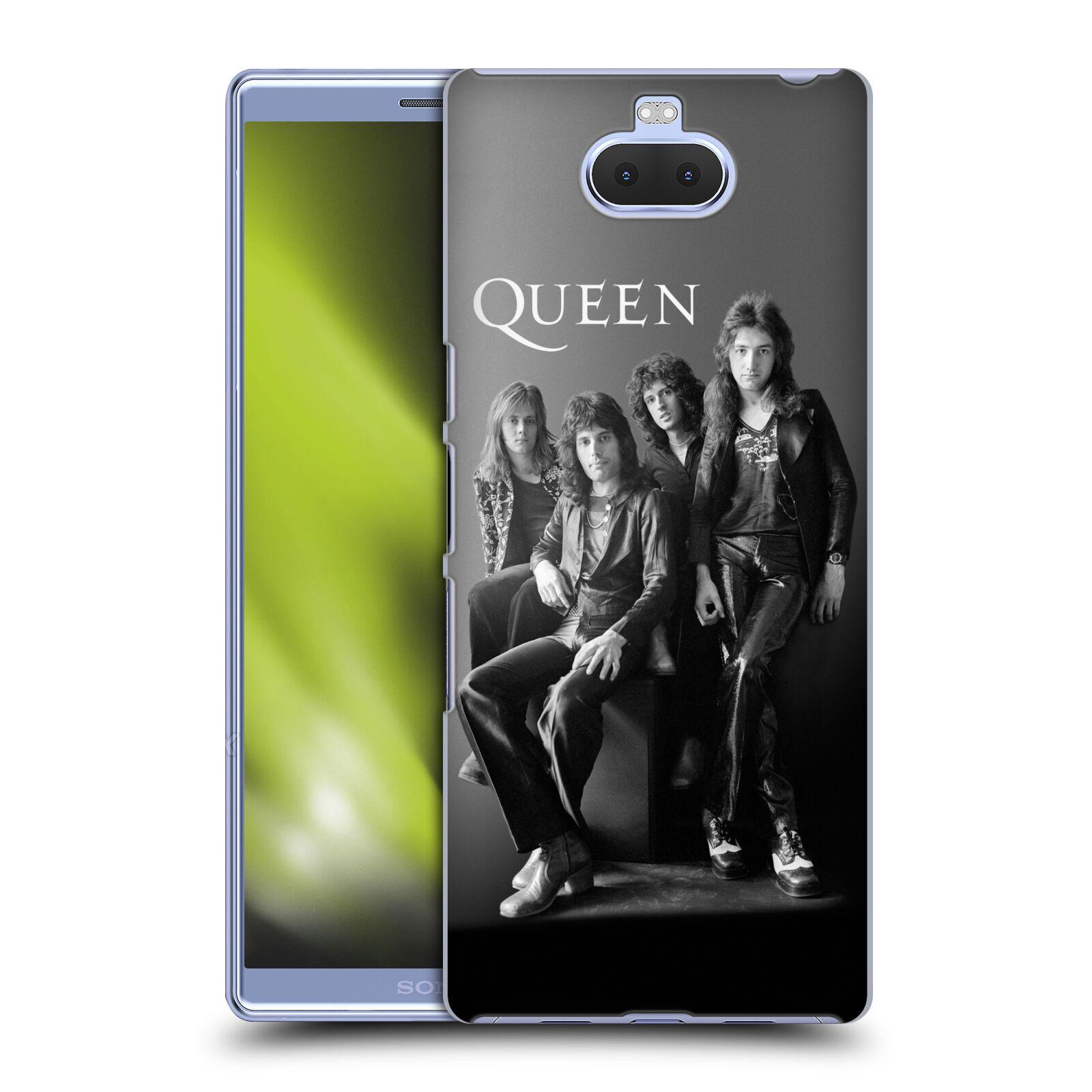 Plastové pouzdro na mobil Sony Xperia 10 - Head Case - Queen - Skupina