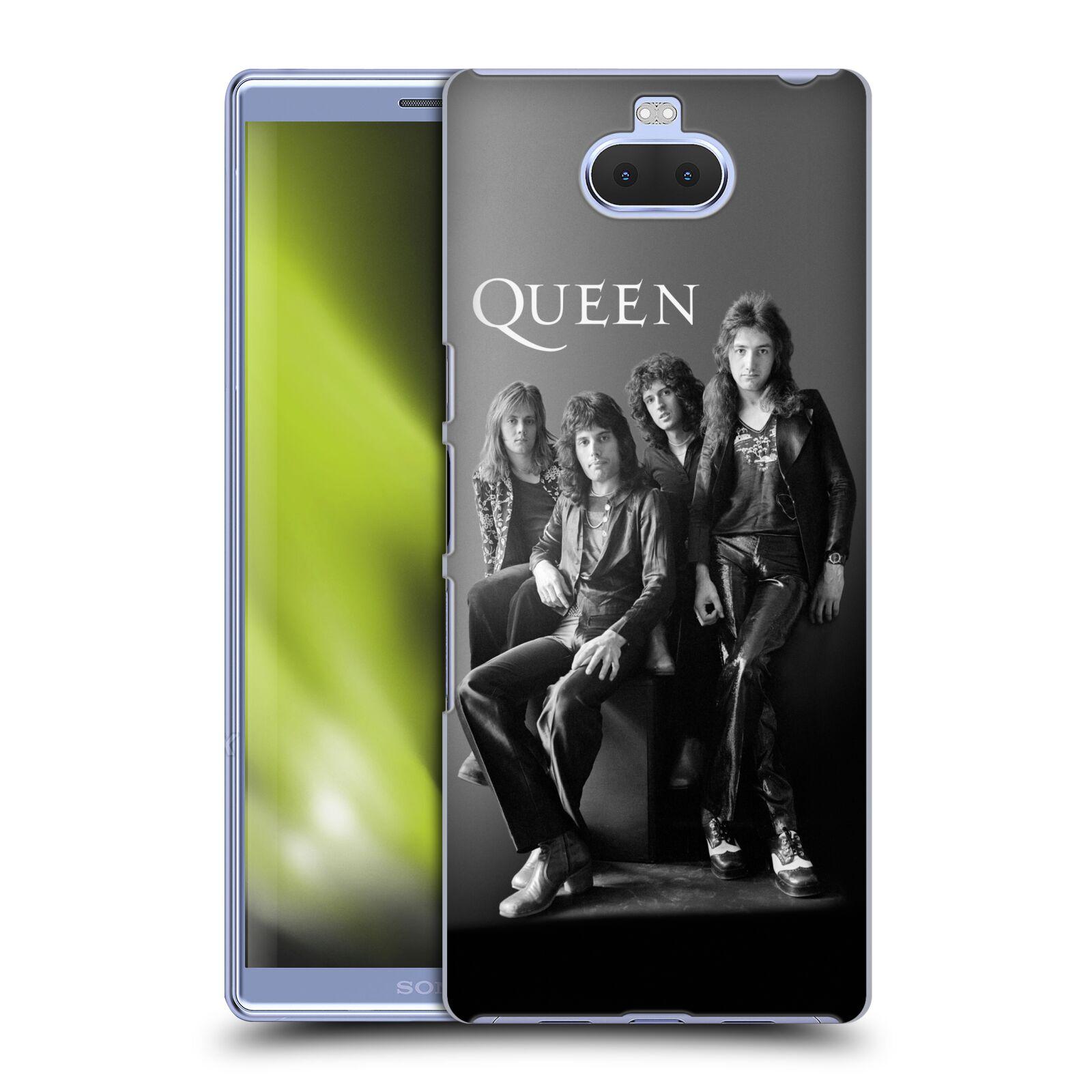 Plastové pouzdro na mobil Sony Xperia 10 Plus - Head Case - Queen - Skupina