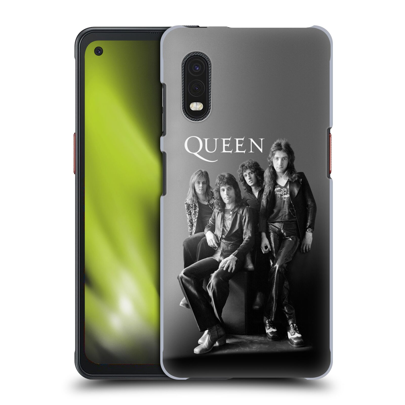 Plastové pouzdro na mobil Samsung Galaxy Xcover Pro - Head Case - Queen - Skupina