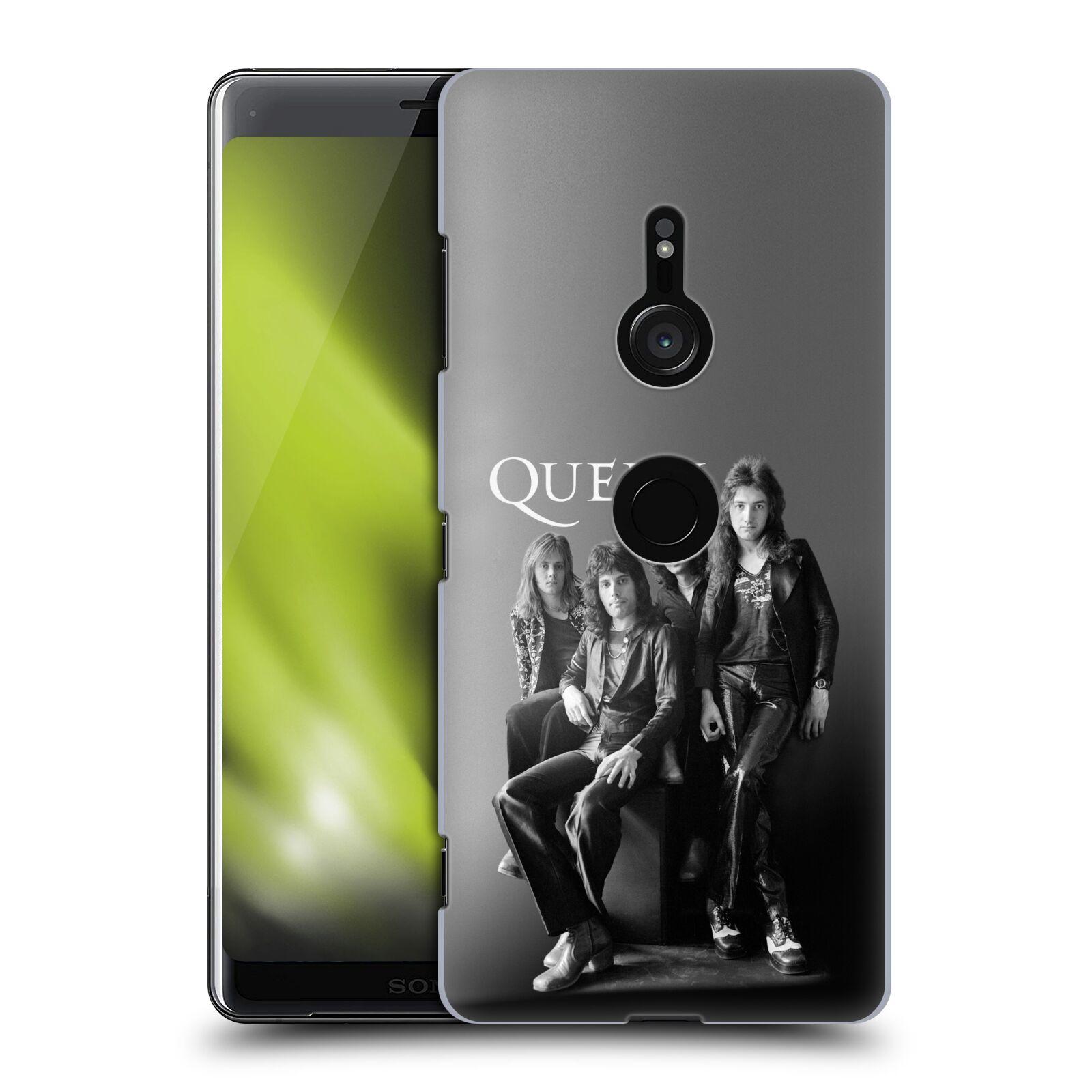 Plastové pouzdro na mobil Sony Xperia XZ3 - Head Case - Queen - Skupina