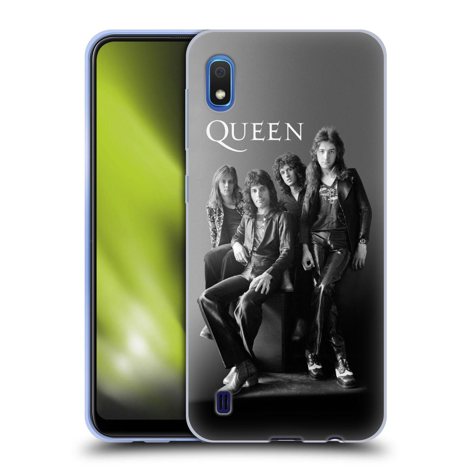 Silikonové pouzdro na mobil Samsung Galaxy A10 - Head Case - Queen - Skupina