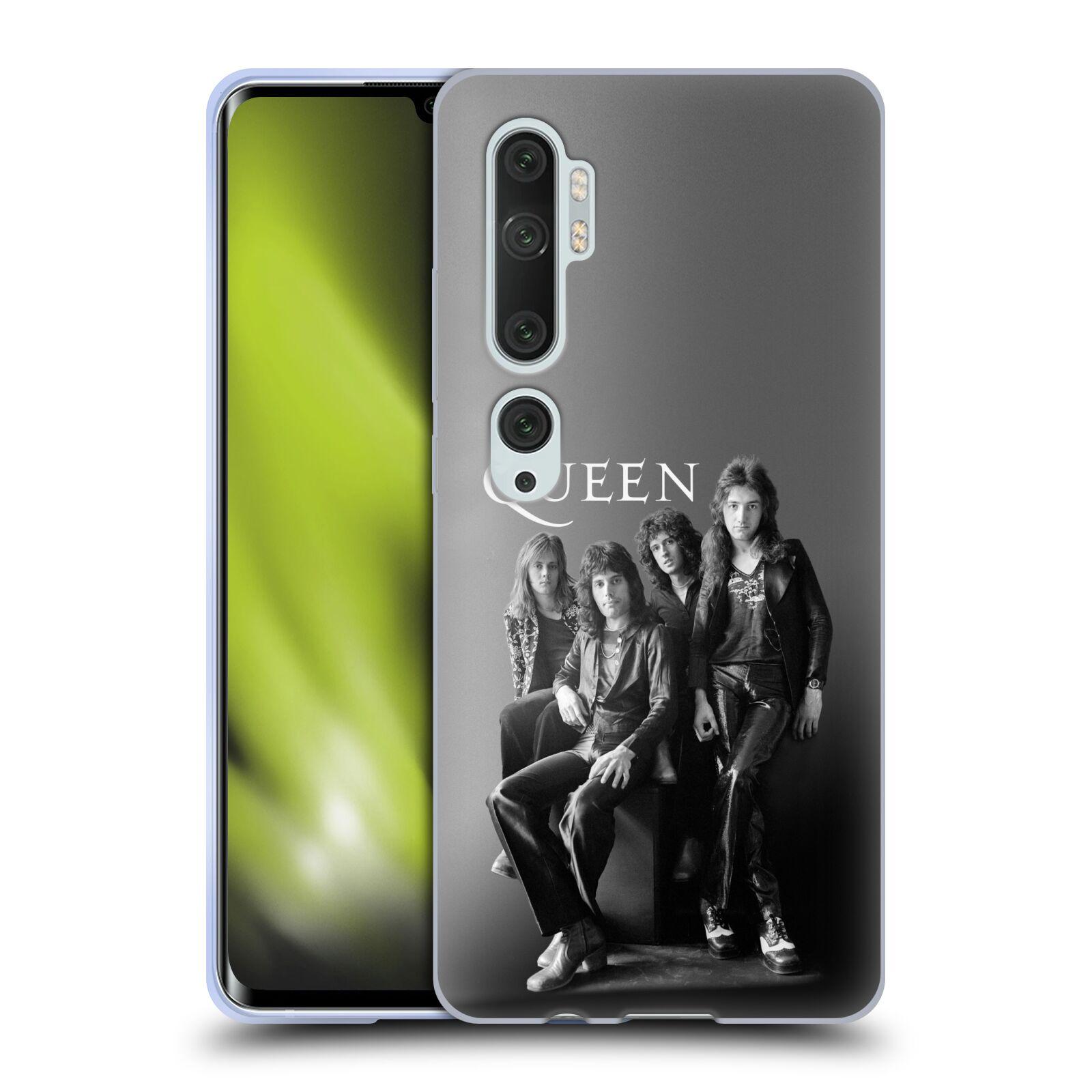 Silikonové pouzdro na mobil Xiaomi Mi Note 10 / 10 Pro - Head Case - Queen - Skupina