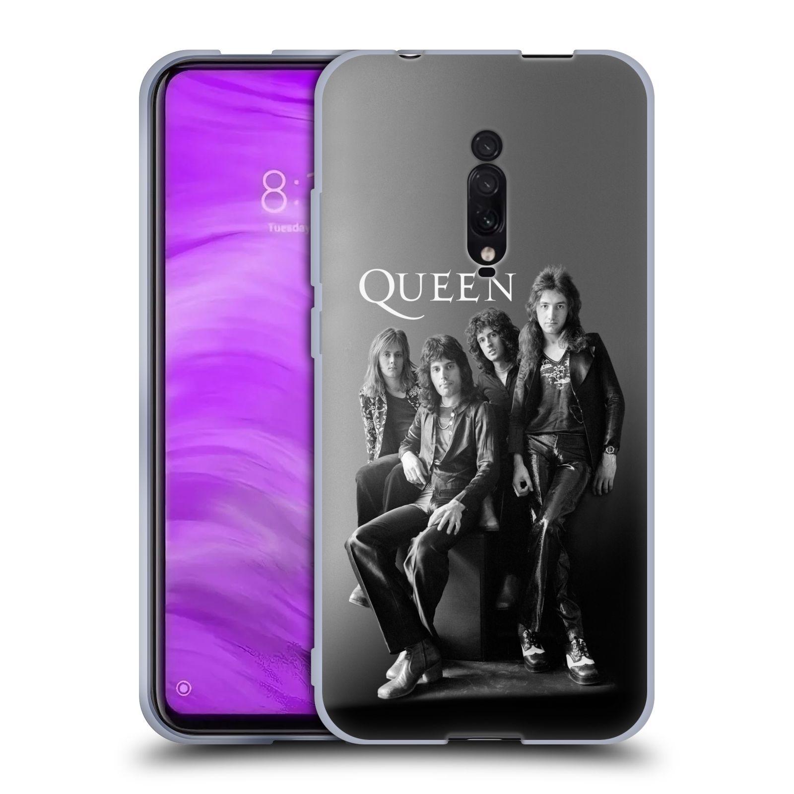 Silikonové pouzdro na mobil Xiaomi Mi 9T - Head Case - Queen - Skupina