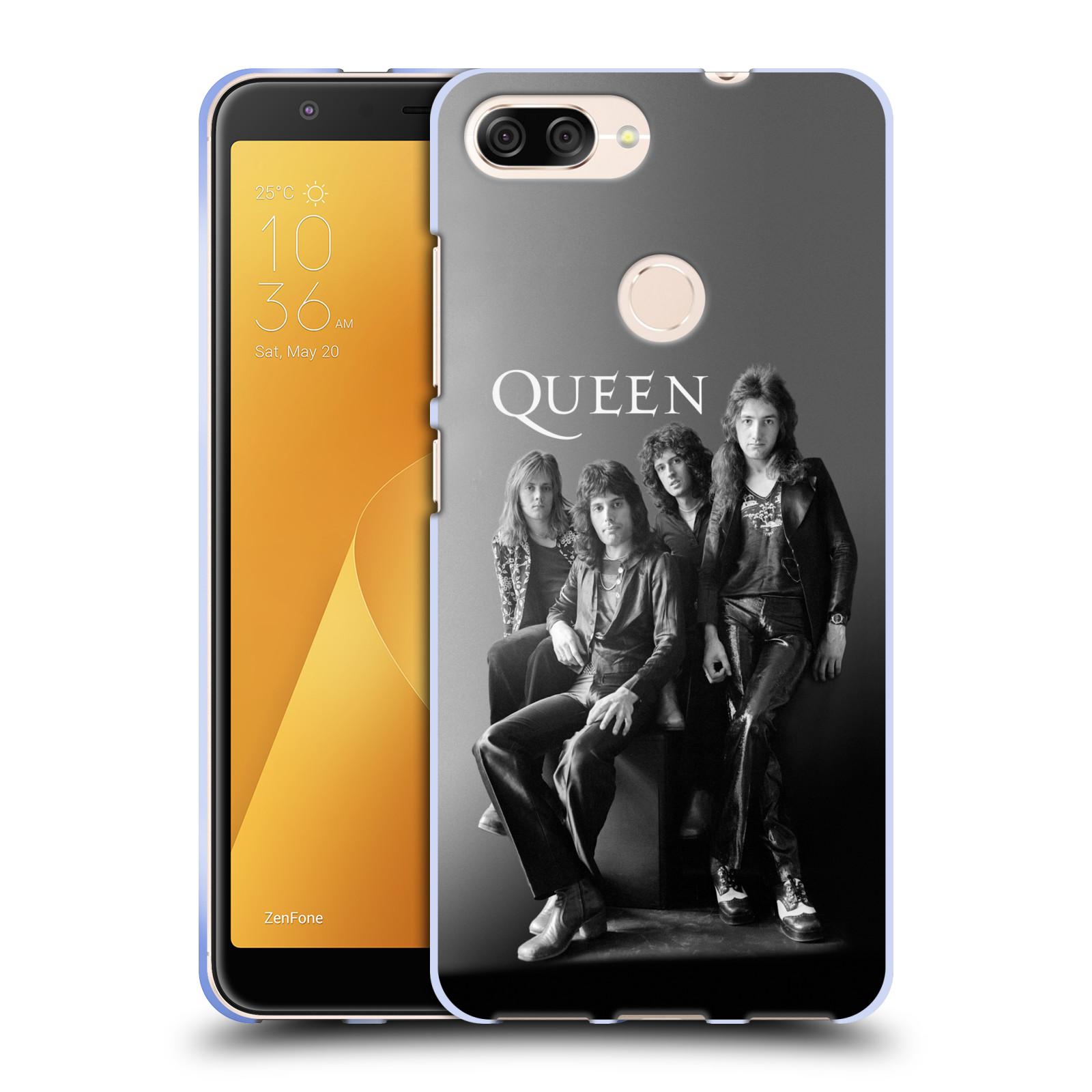 Silikonové pouzdro na mobil Asus ZenFone Max Plus (M1) - Head Case - Queen - Skupina