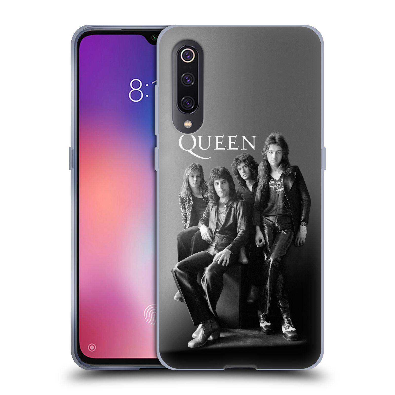 Silikonové pouzdro na mobil Xiaomi Mi 9 - Head Case - Queen - Skupina