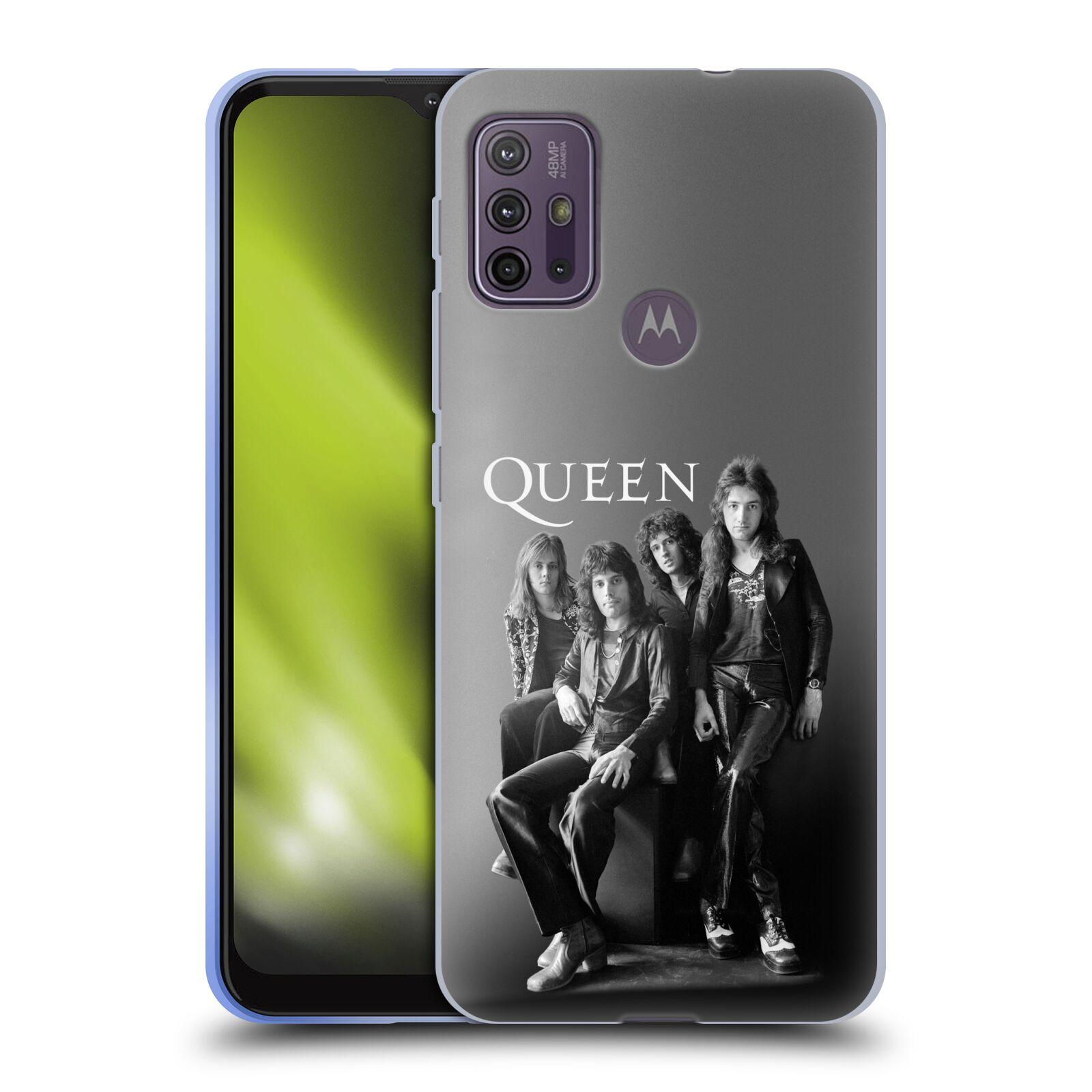 Silikonové pouzdro na mobil Motorola Moto G10 / G30 - Head Case - Queen - Skupina