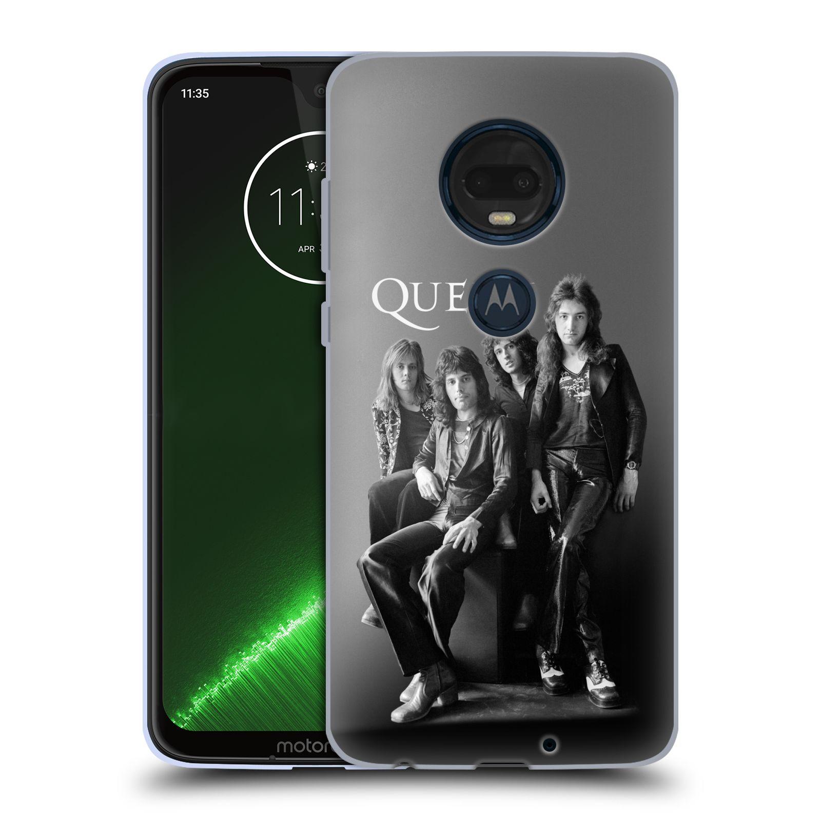 Silikonové pouzdro na mobil Motorola Moto G7 Plus - Head Case - Queen - Skupina