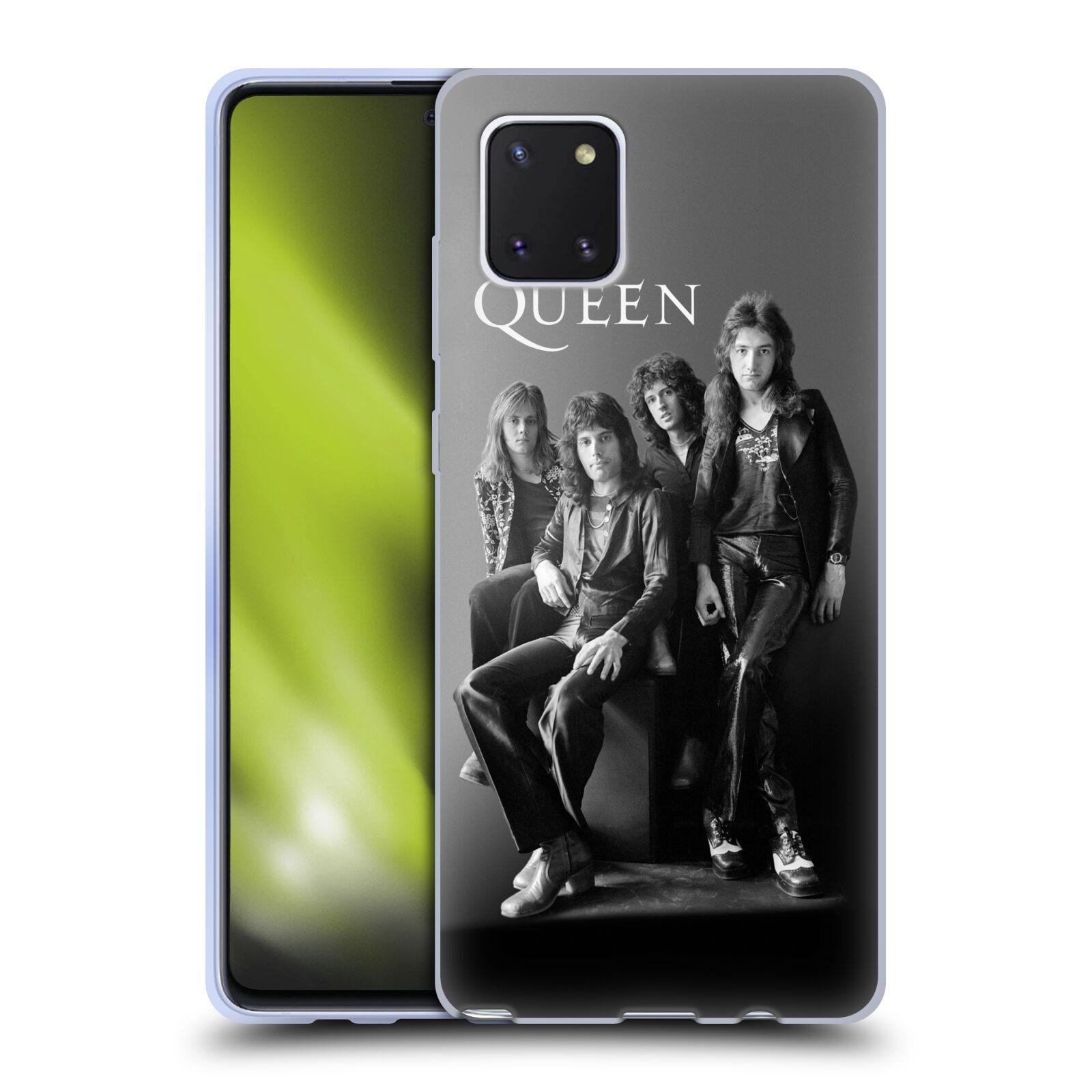 Silikonové pouzdro na mobil Samsung Galaxy Note 10 Lite - Head Case - Queen - Skupina