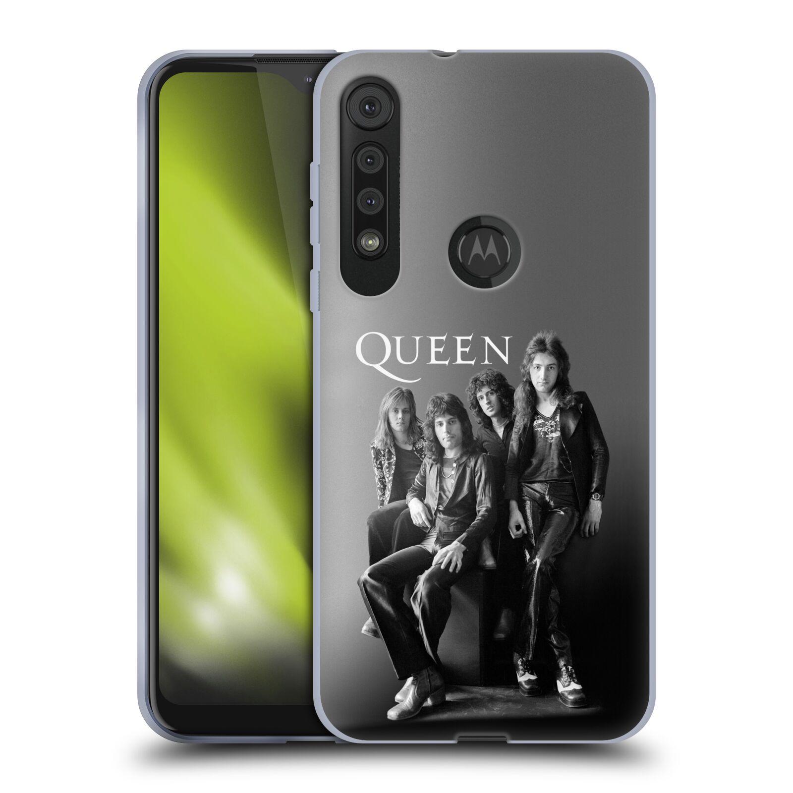 Silikonové pouzdro na mobil Motorola One Macro - Head Case - Queen - Skupina