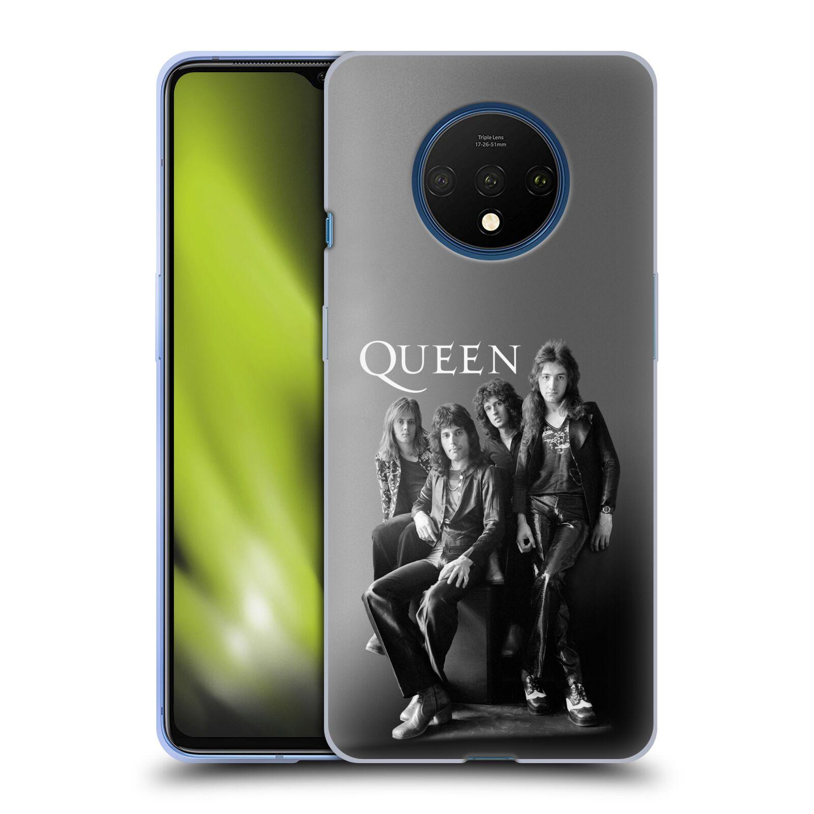 Silikonové pouzdro na mobil OnePlus 7T - Head Case - Queen - Skupina
