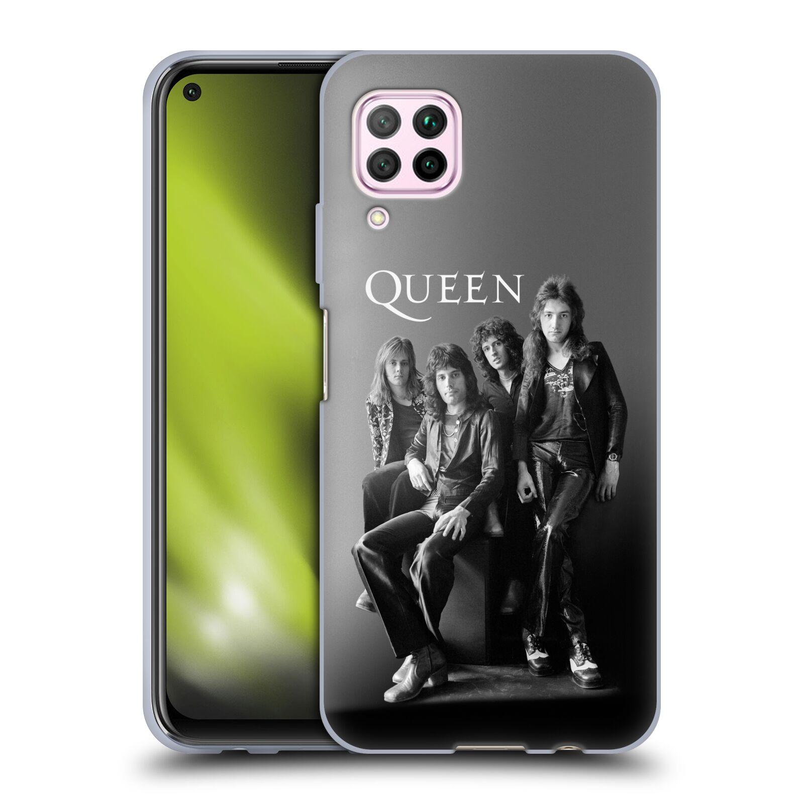 Silikonové pouzdro na mobil Huawei P40 Lite - Head Case - Queen - Skupina