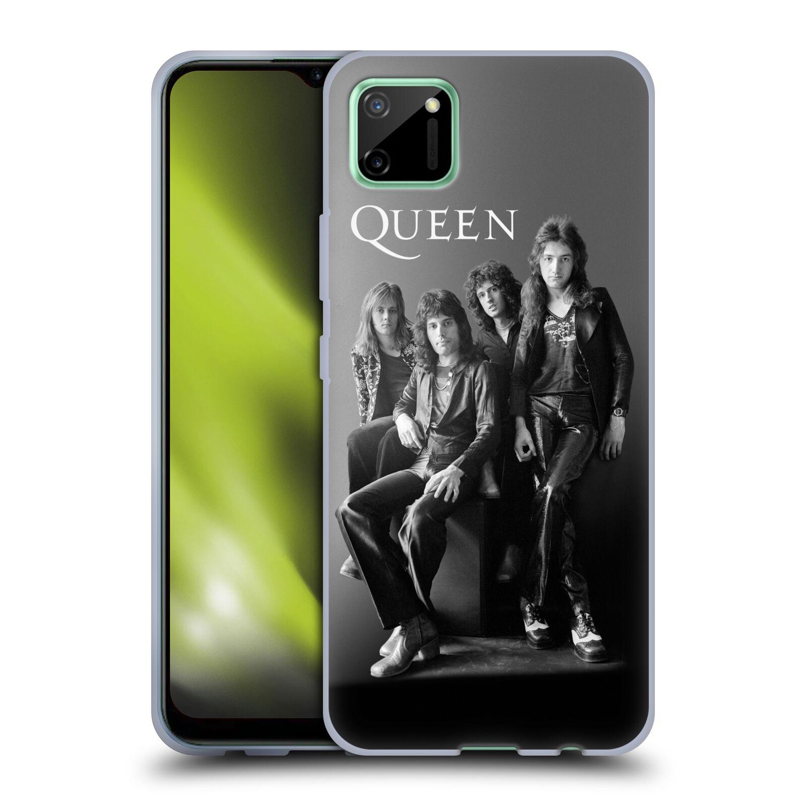 Silikonové pouzdro na mobil Realme C11 - Head Case - Queen - Skupina