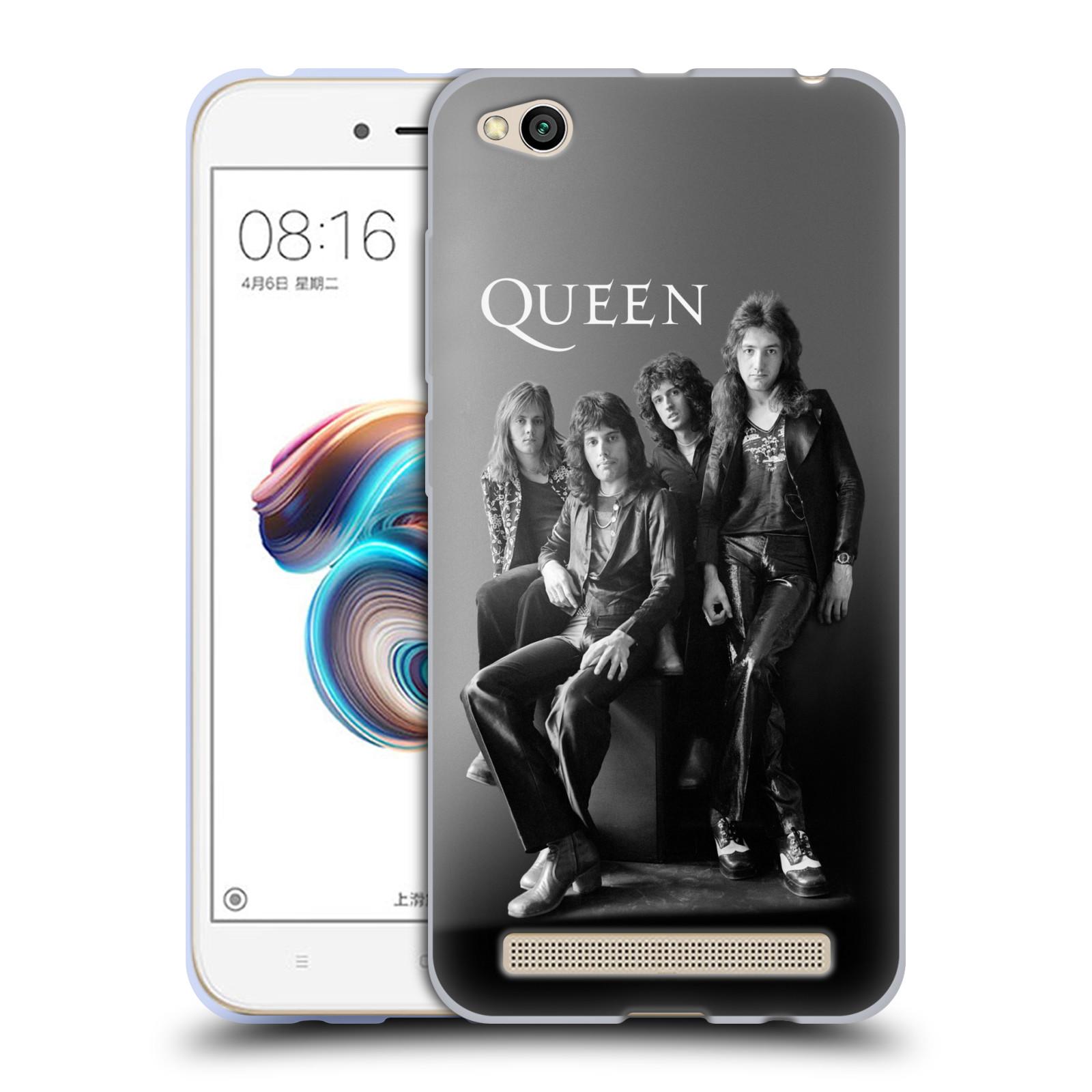 Silikonové pouzdro na mobil Xiaomi Redmi 5A - Head Case - Queen - Skupina