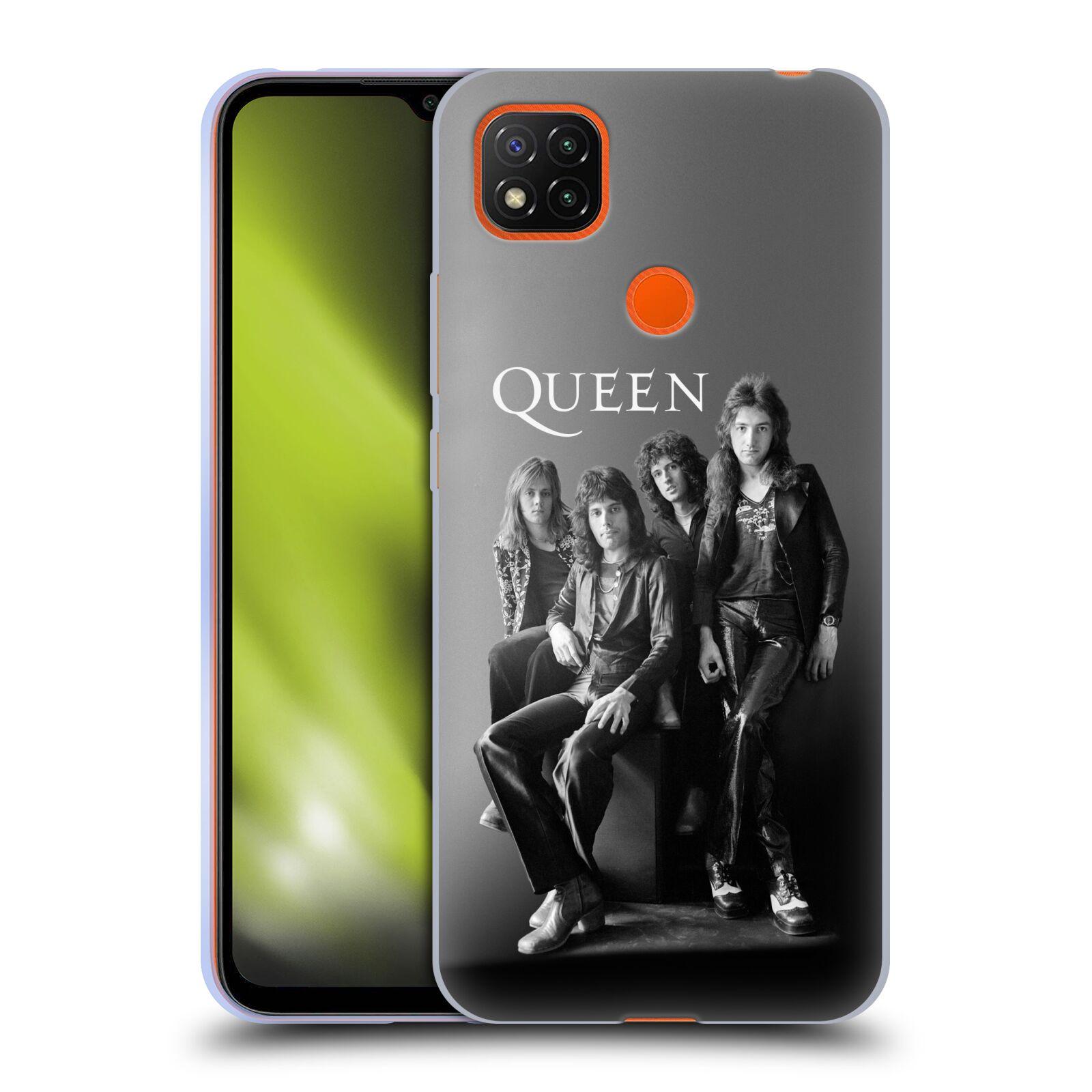 Silikonové pouzdro na mobil Xiaomi Redmi 9C - Head Case - Queen - Skupina