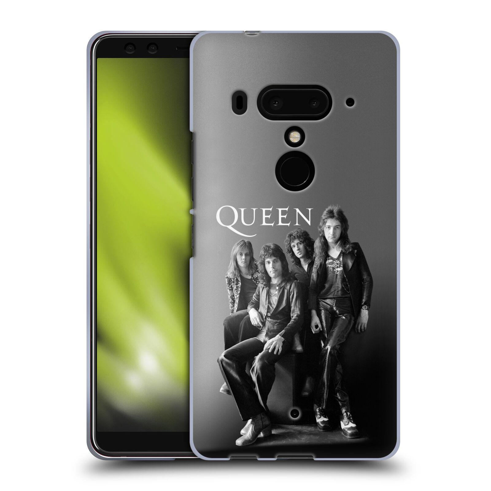 Silikonové pouzdro na mobil HTC U12 Plus - Head Case - Queen - Skupina