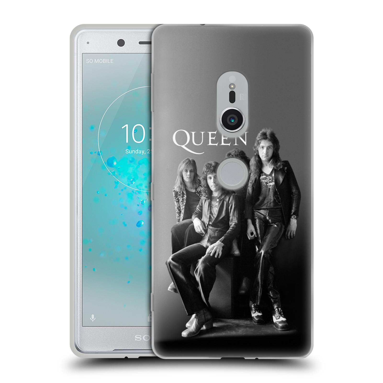 Silikonové pouzdro na mobil Sony Xperia XZ2 - Head Case - Queen - Skupina