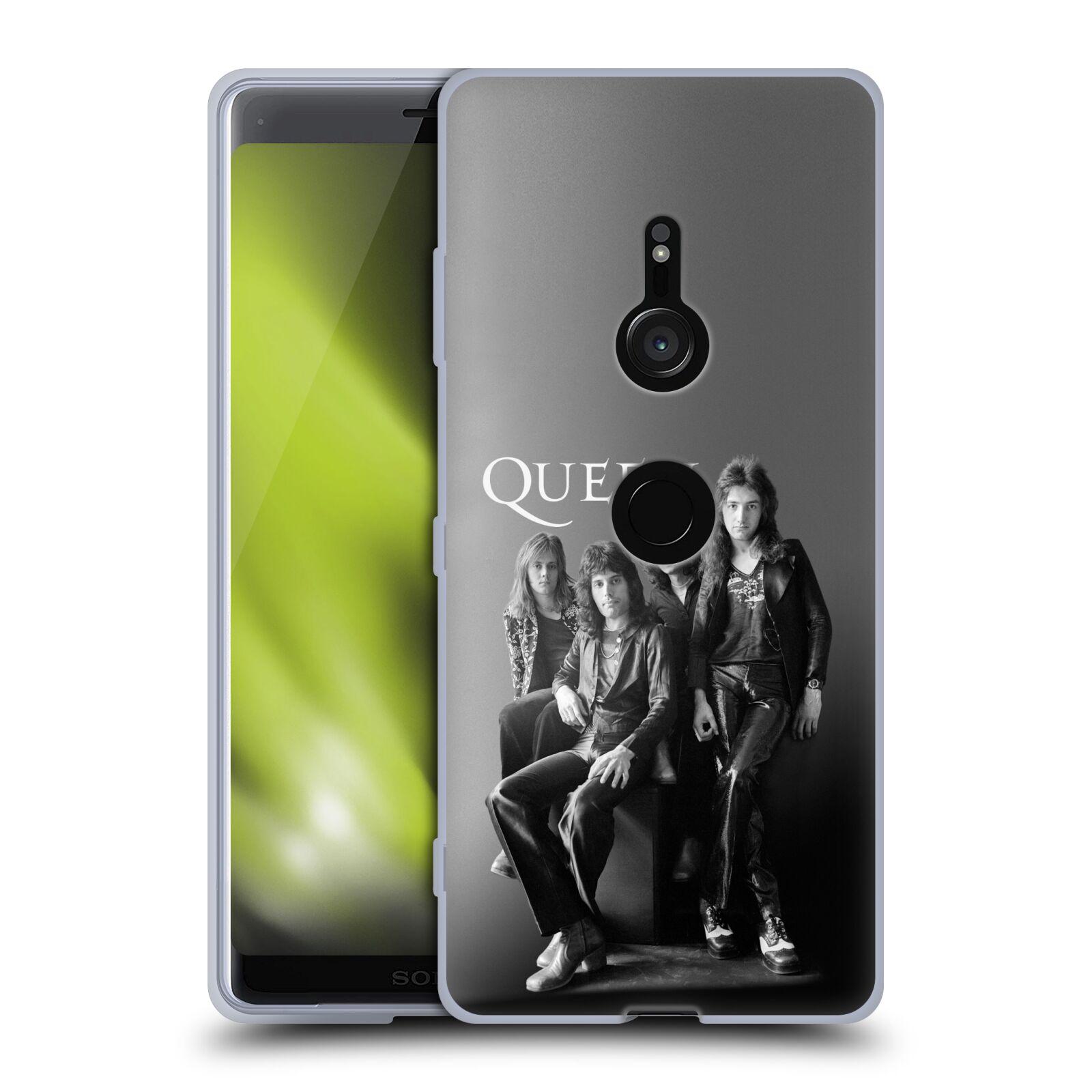 Silikonové pouzdro na mobil Sony Xperia XZ3 - Head Case - Queen - Skupina