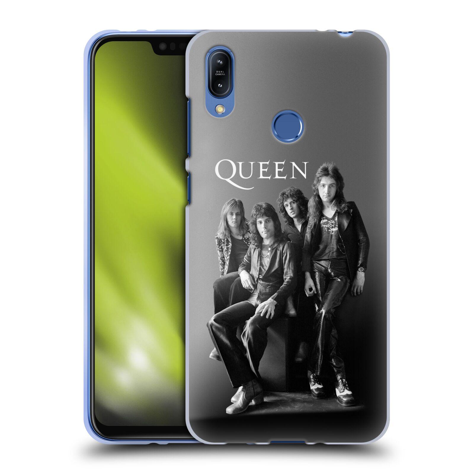 Silikonové pouzdro na mobil Asus Zenfone Max (M2) ZB633KL - Head Case - Queen - Skupina