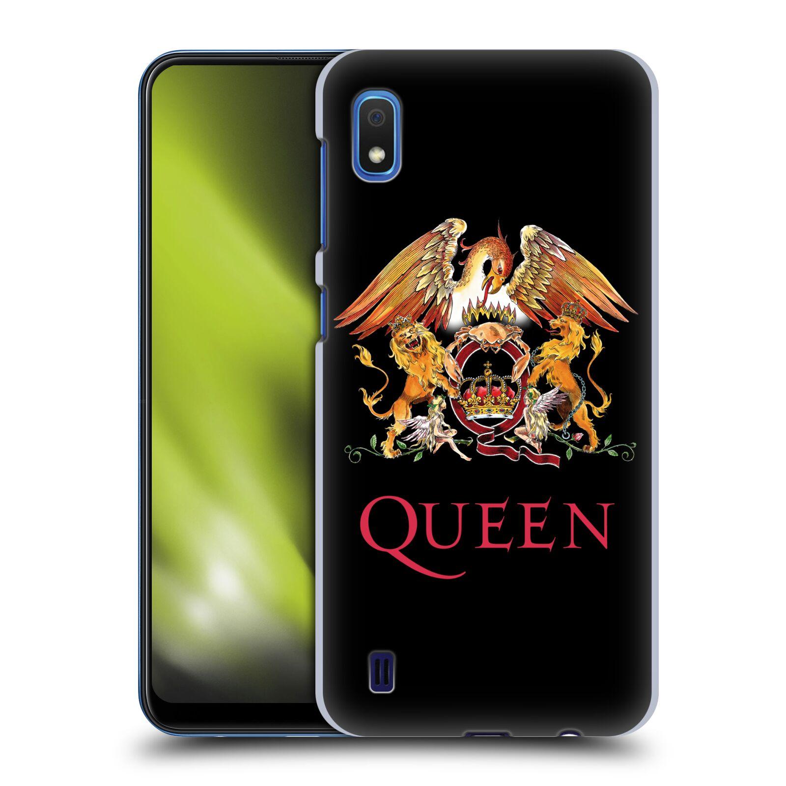 Plastové pouzdro na mobil Samsung Galaxy A10 - Head Case - Queen - Logo
