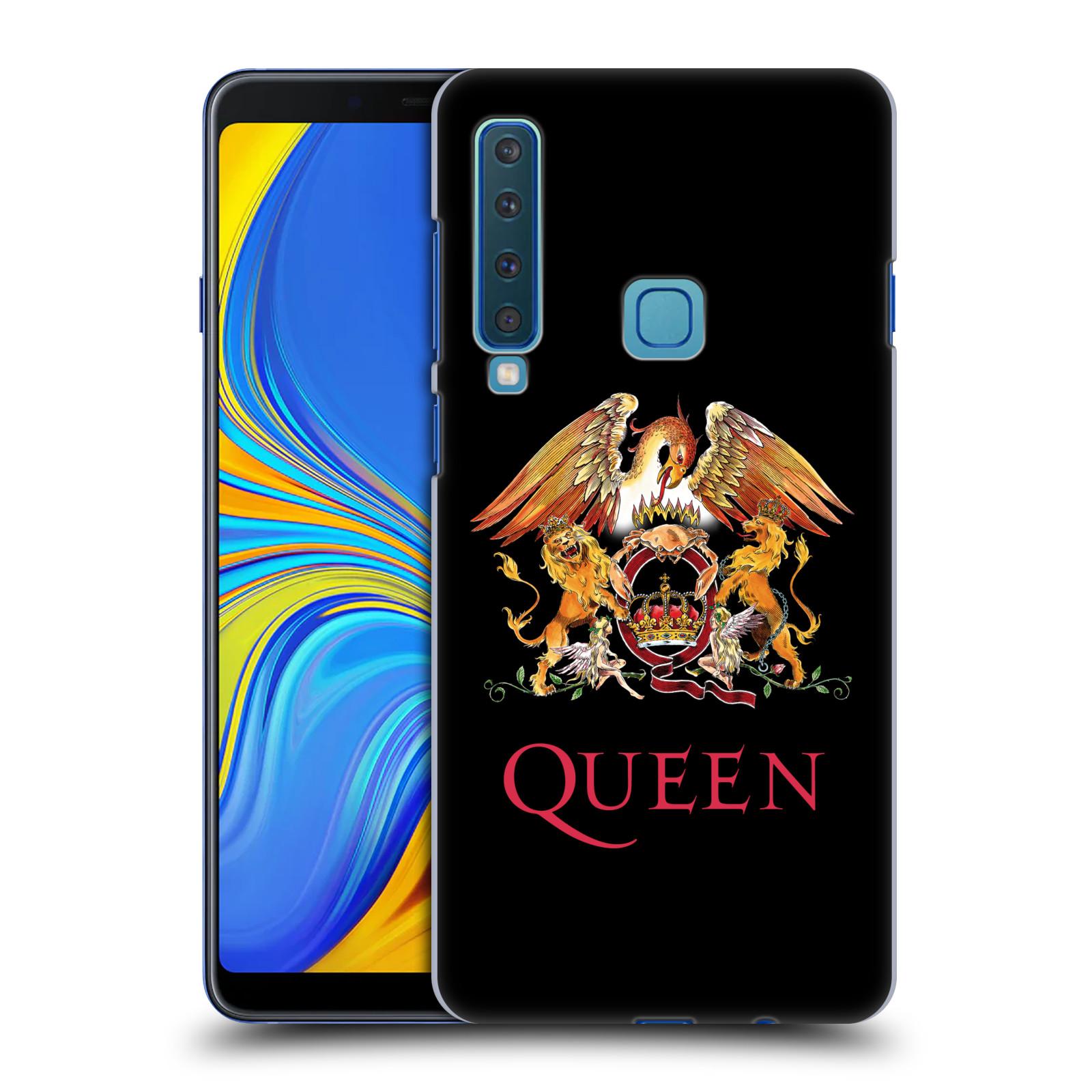 Plastové pouzdro na mobil Samsung Galaxy A9 (2018) - Head Case - Queen - Logo