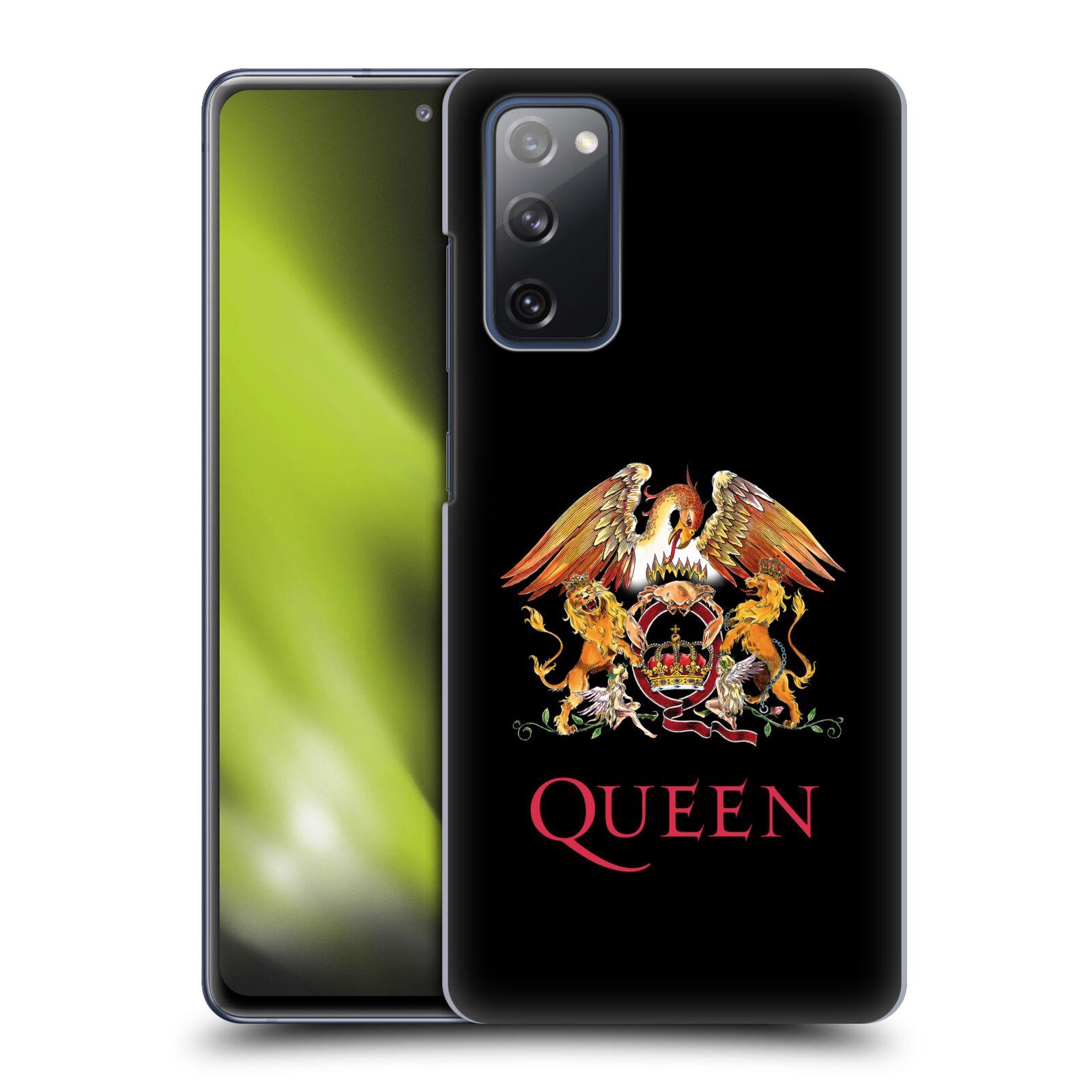 Plastové pouzdro na mobil Samsung Galaxy S20 FE - Head Case - Queen - Logo