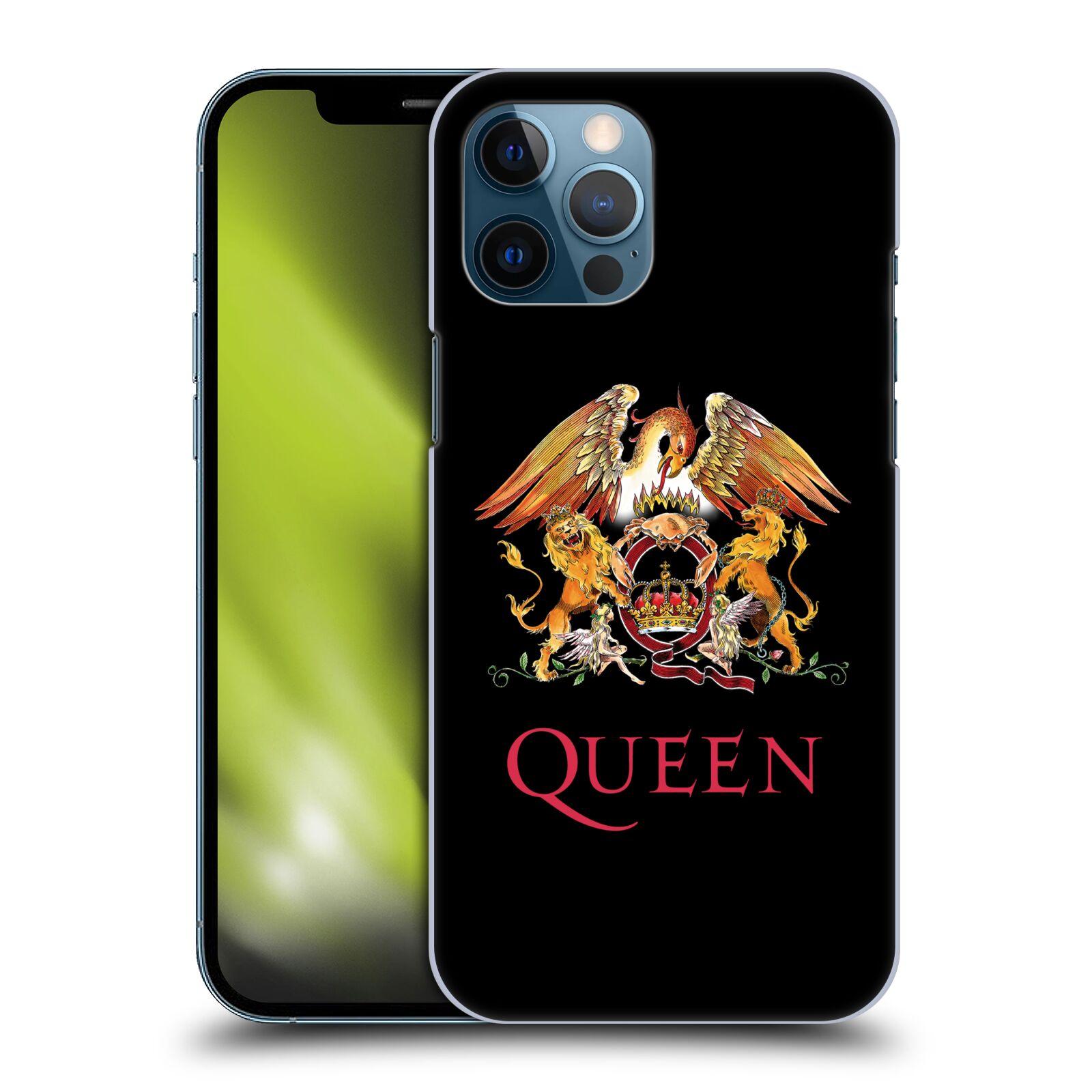Plastové pouzdro na mobil Apple iPhone 12 Pro Max - Head Case - Queen - Logo