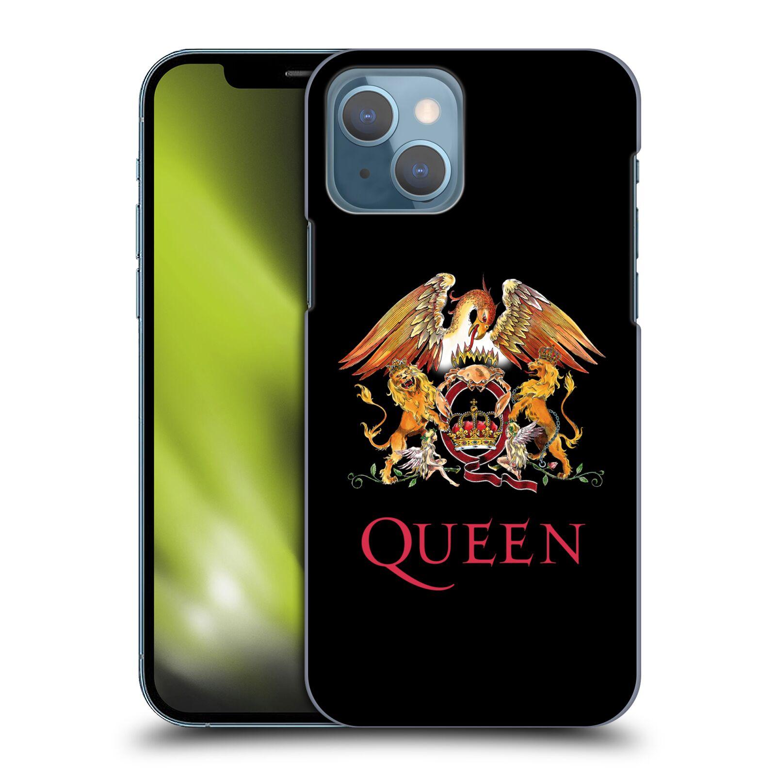 Plastové pouzdro na mobil Apple iPhone 13 - Head Case - Queen - Logo