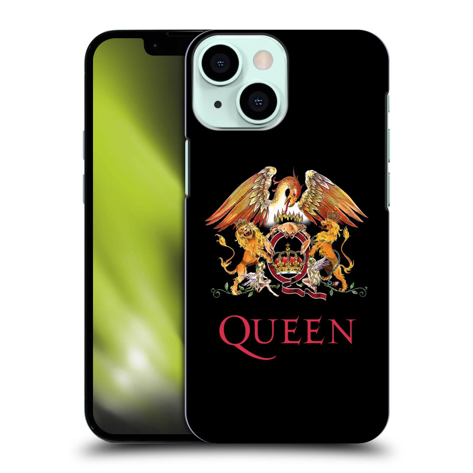 Plastové pouzdro na mobil Apple iPhone 13 Mini - Head Case - Queen - Logo