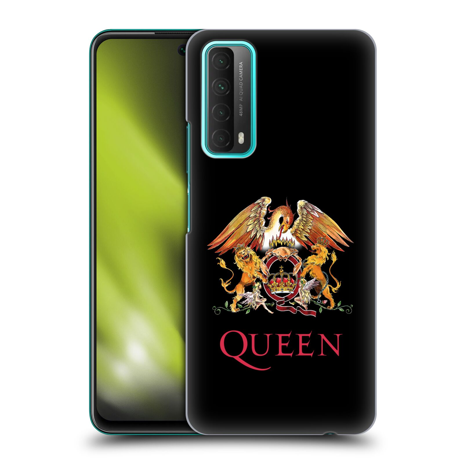 Plastové pouzdro na mobil Huawei P Smart (2021) - Head Case - Queen - Logo