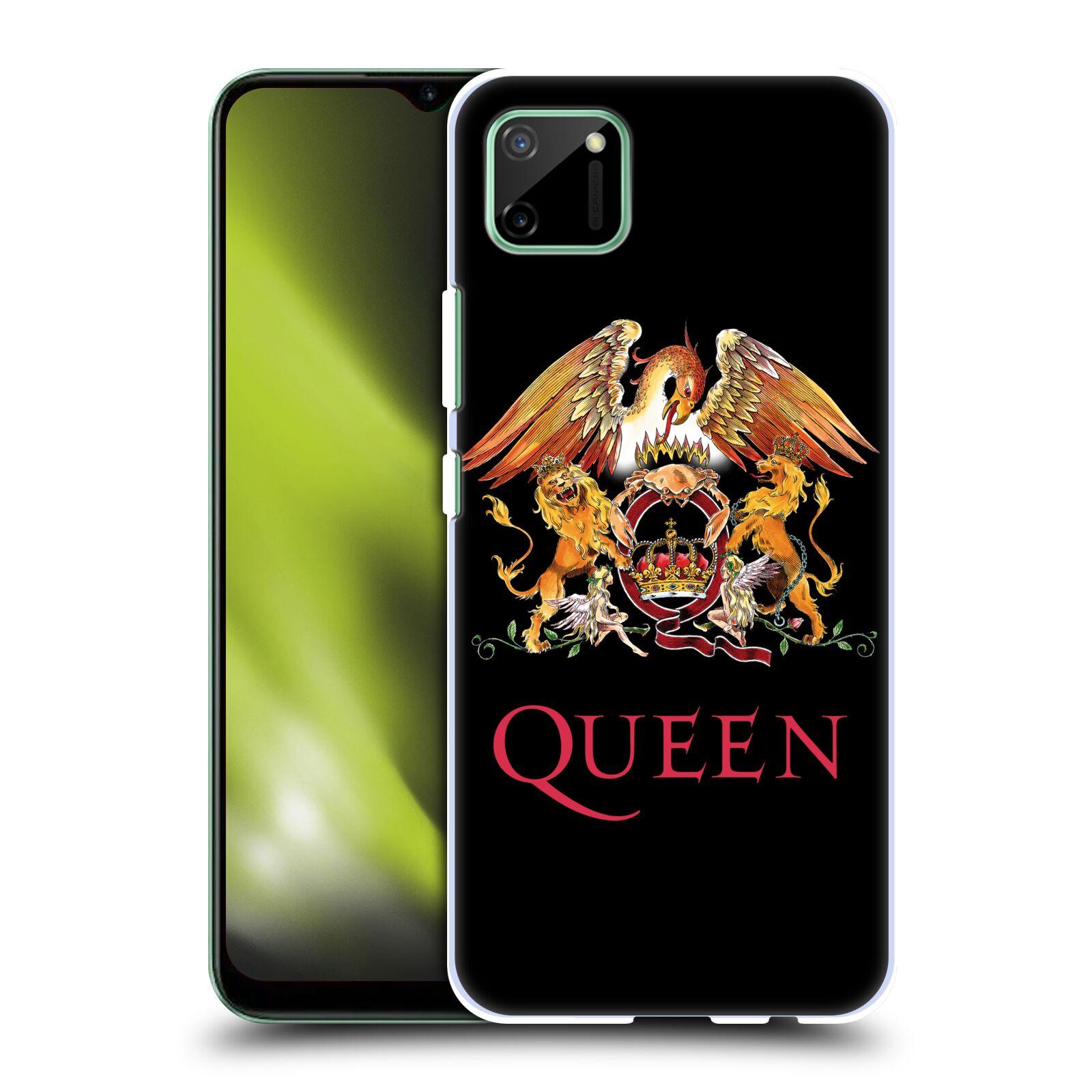 Plastové pouzdro na mobil Realme C11 - Head Case - Queen - Logo