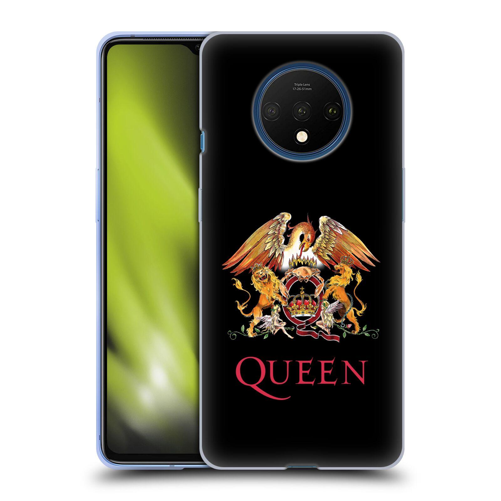 Silikonové pouzdro na mobil OnePlus 7T - Head Case - Queen - Logo