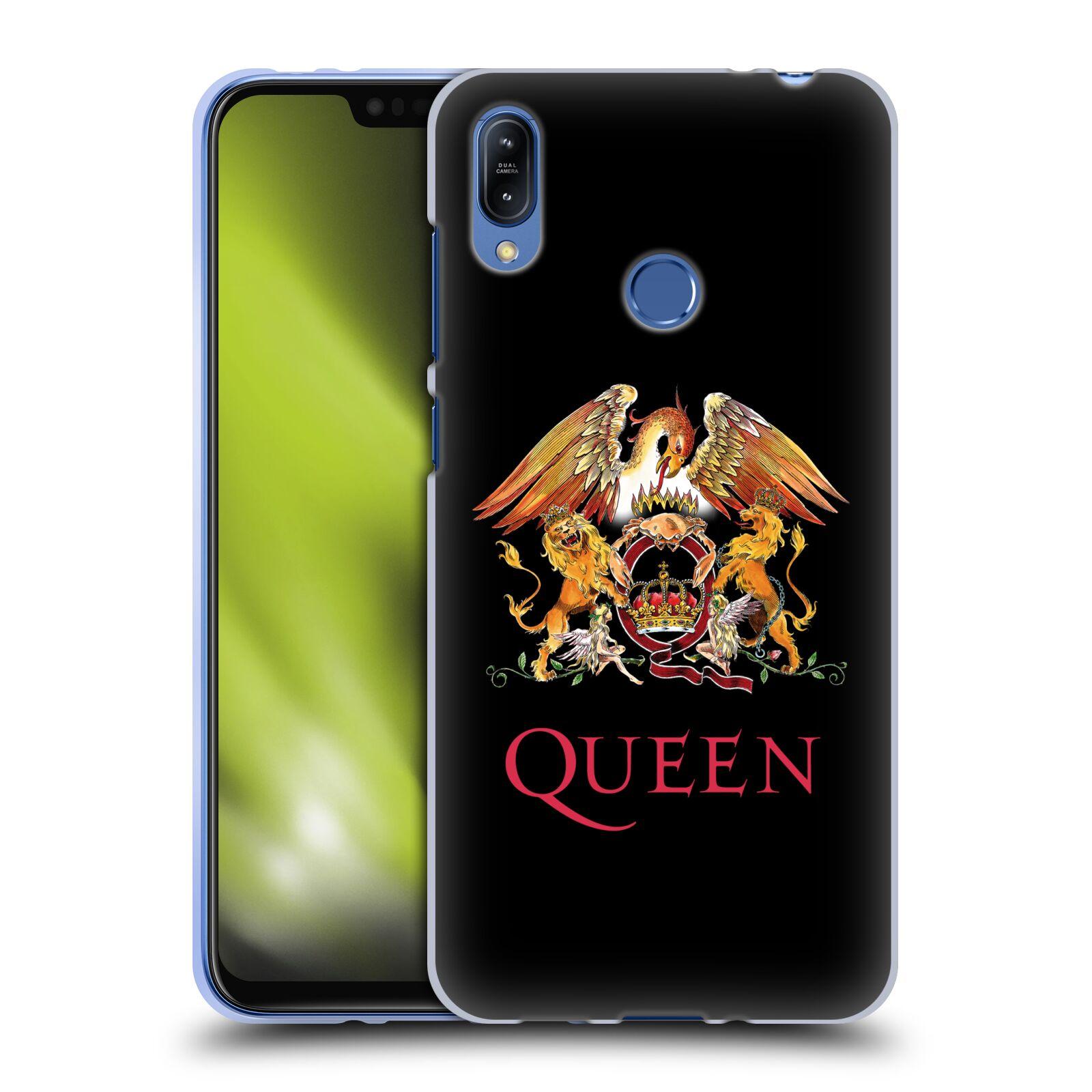 Silikonové pouzdro na mobil Asus Zenfone Max (M2) ZB633KL - Head Case - Queen - Logo