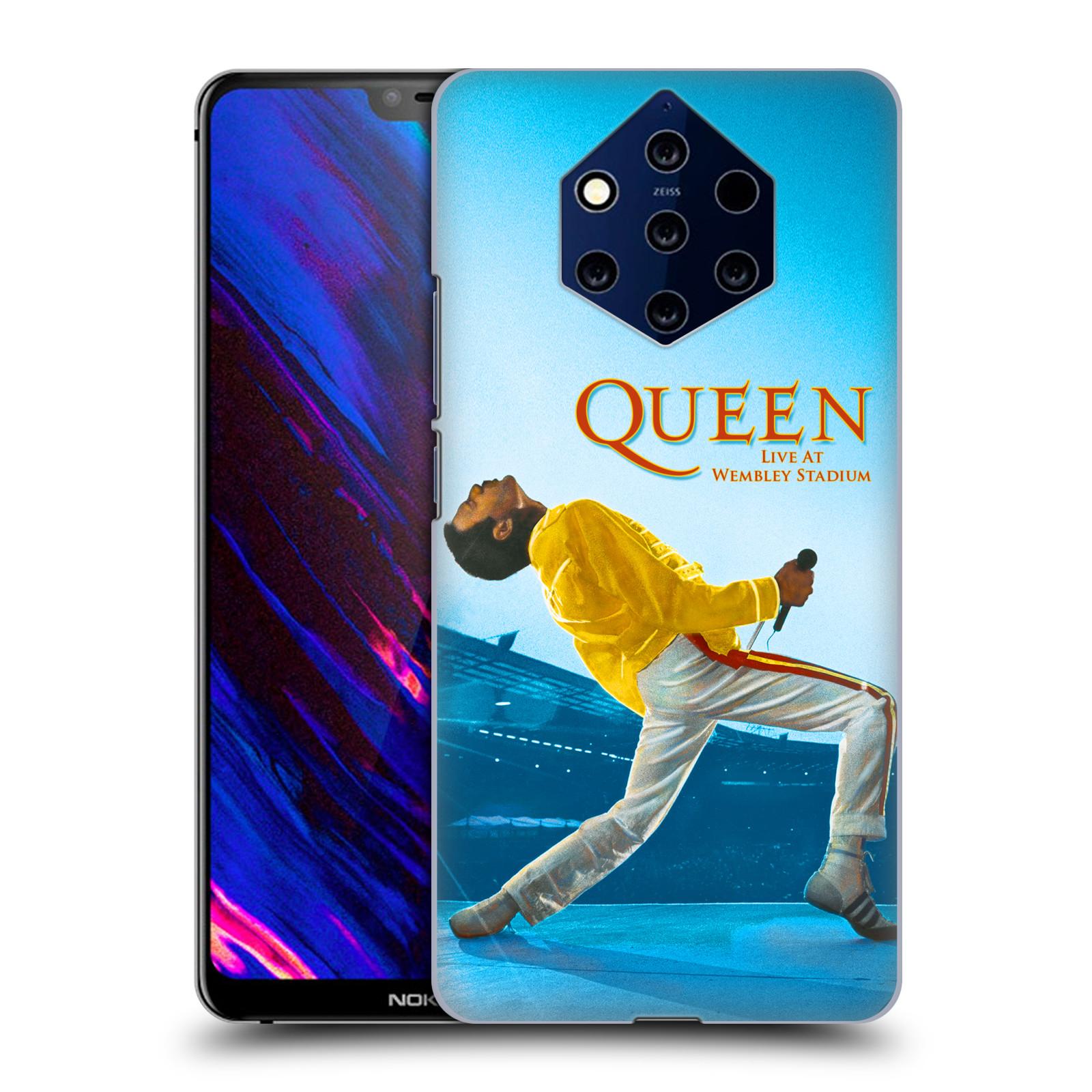 Plastové pouzdro na mobil Nokia 9 PureView - Head Case - Queen - Freddie Mercury