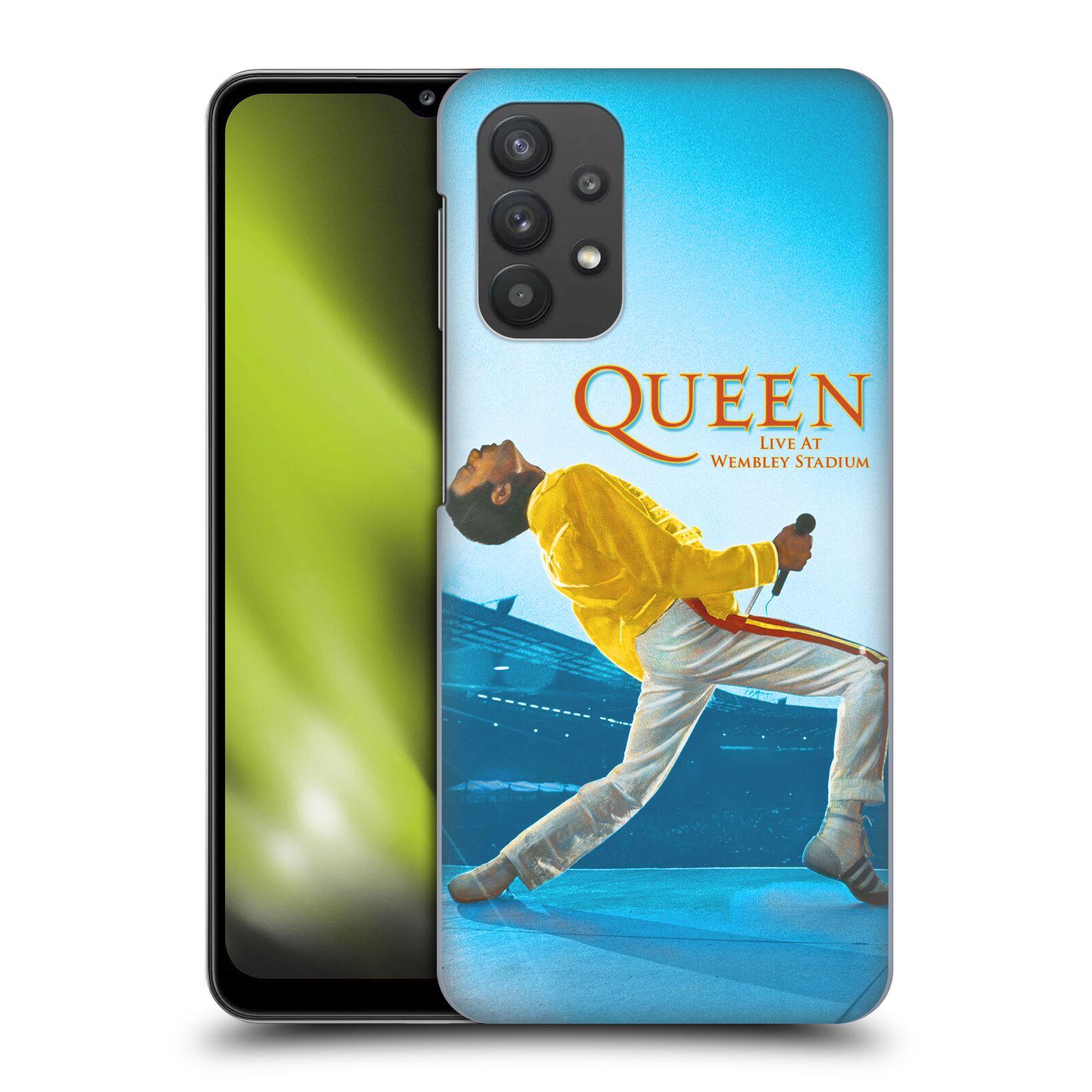 Plastové pouzdro na mobil Samsung Galaxy A32 5G - Head Case - Queen - Freddie Mercury