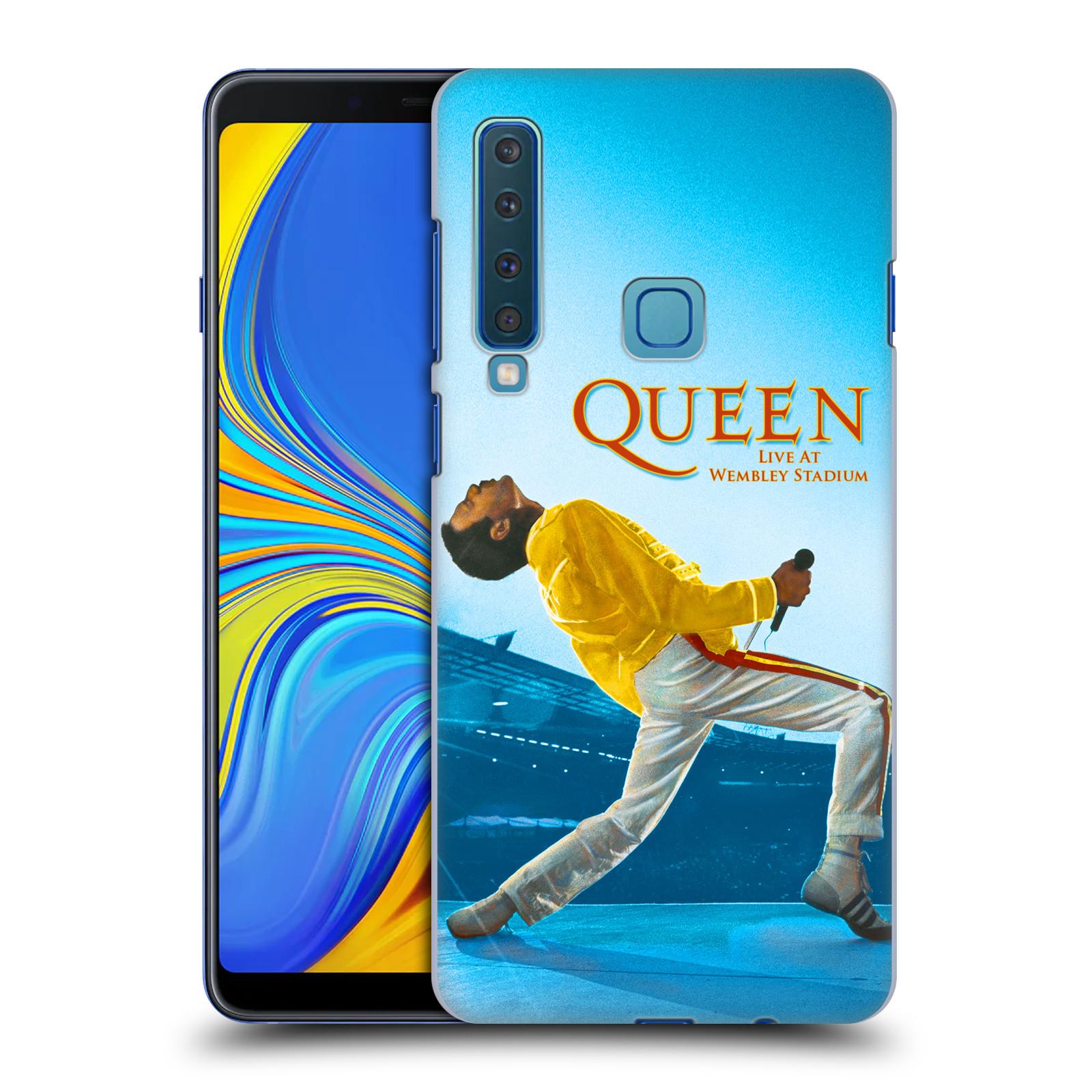 Plastové pouzdro na mobil Samsung Galaxy A9 (2018) - Head Case - Queen - Freddie Mercury