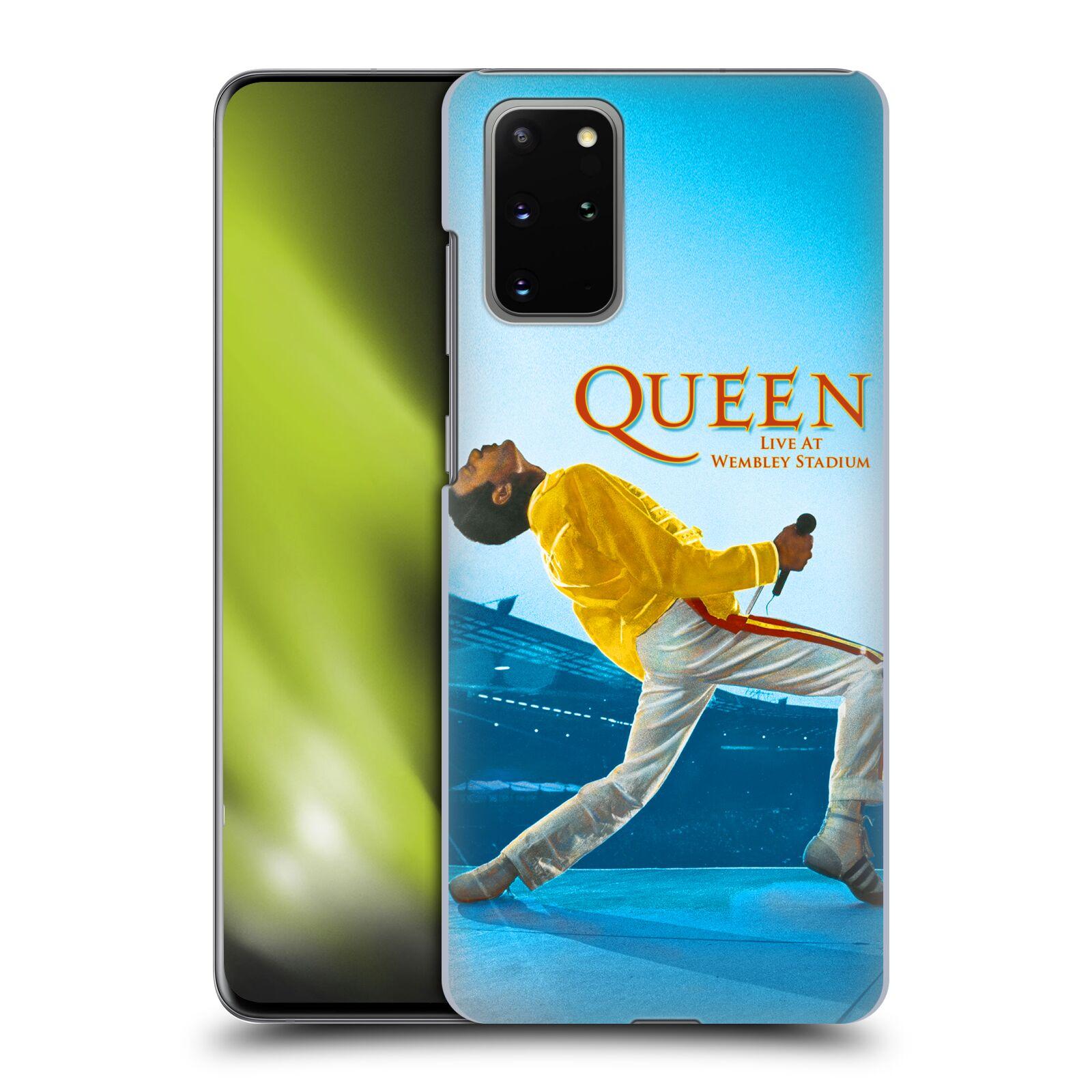 Plastové pouzdro na mobil Samsung Galaxy S20 Plus - Head Case - Queen - Freddie Mercury