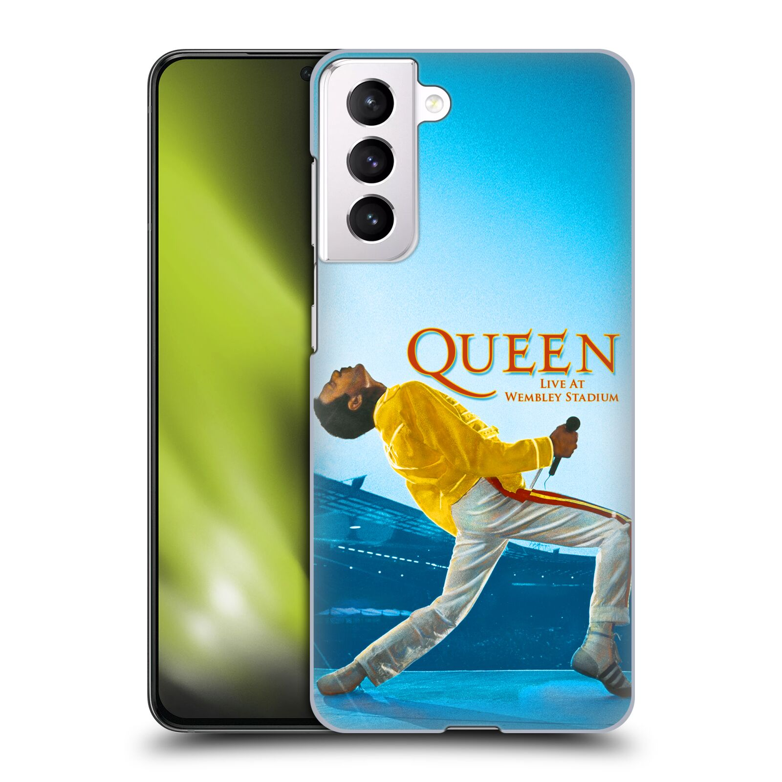 Plastové pouzdro na mobil Samsung Galaxy S21 5G - Head Case - Queen - Freddie Mercury