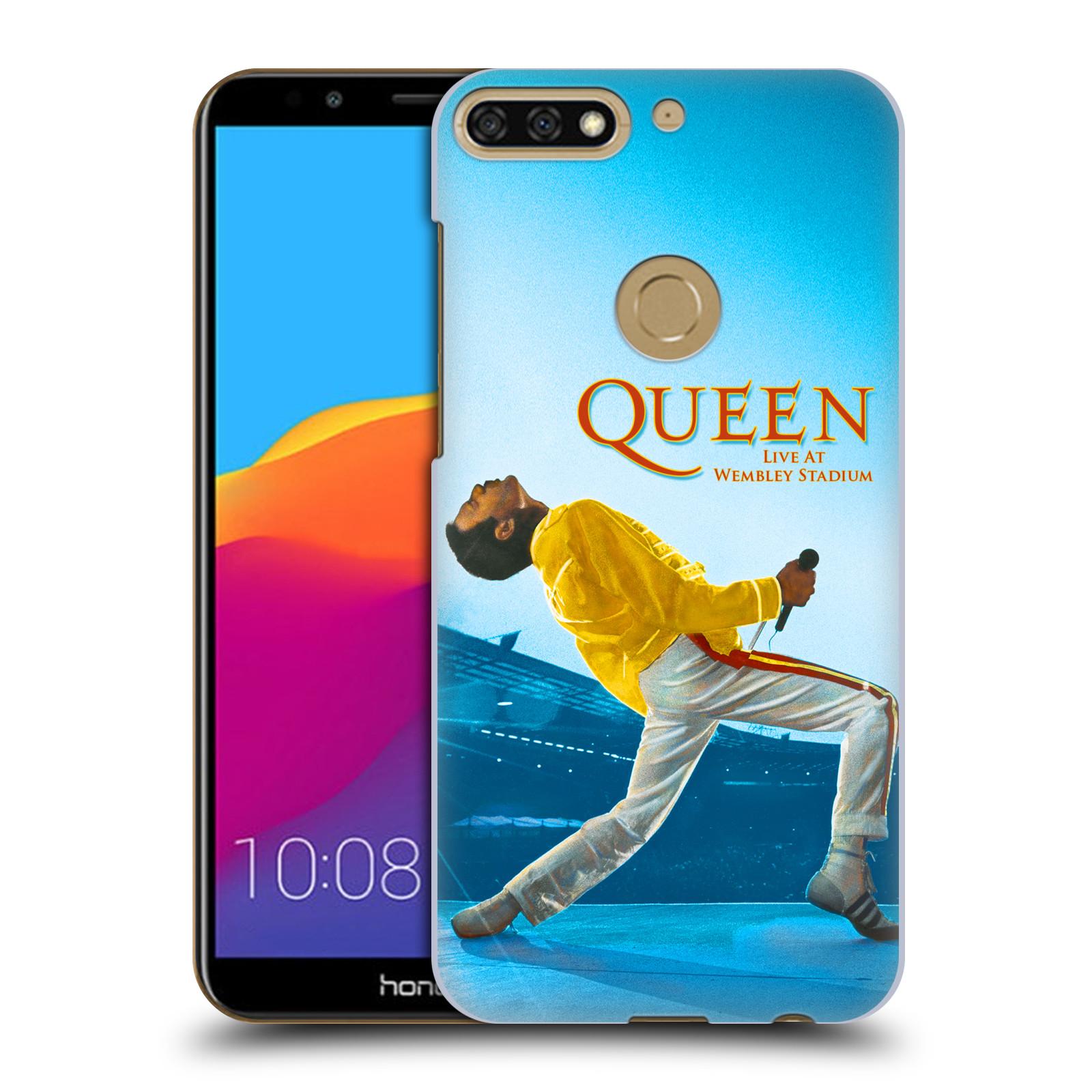 Plastové pouzdro na mobil Huawei Y7 Prime 2018 - Head Case - Queen - Freddie Mercury