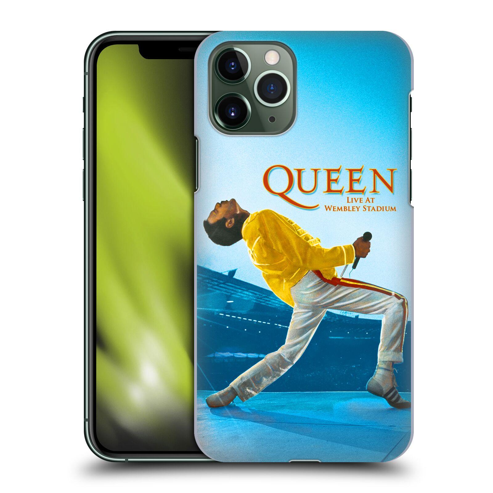 Plastové pouzdro na mobil Apple iPhone 11 Pro - Head Case - Queen - Freddie Mercury