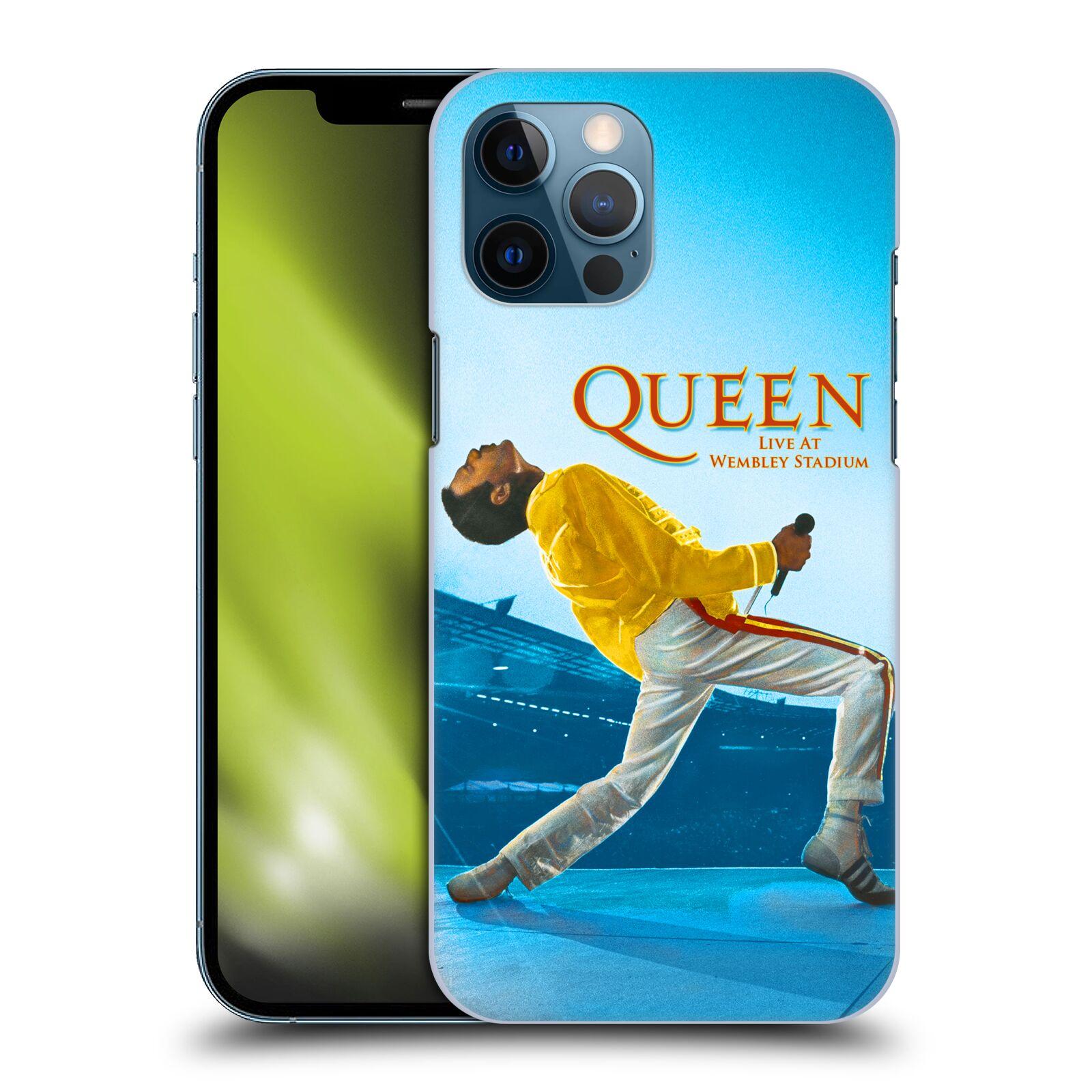 Plastové pouzdro na mobil Apple iPhone 12 Pro Max - Head Case - Queen - Freddie Mercury