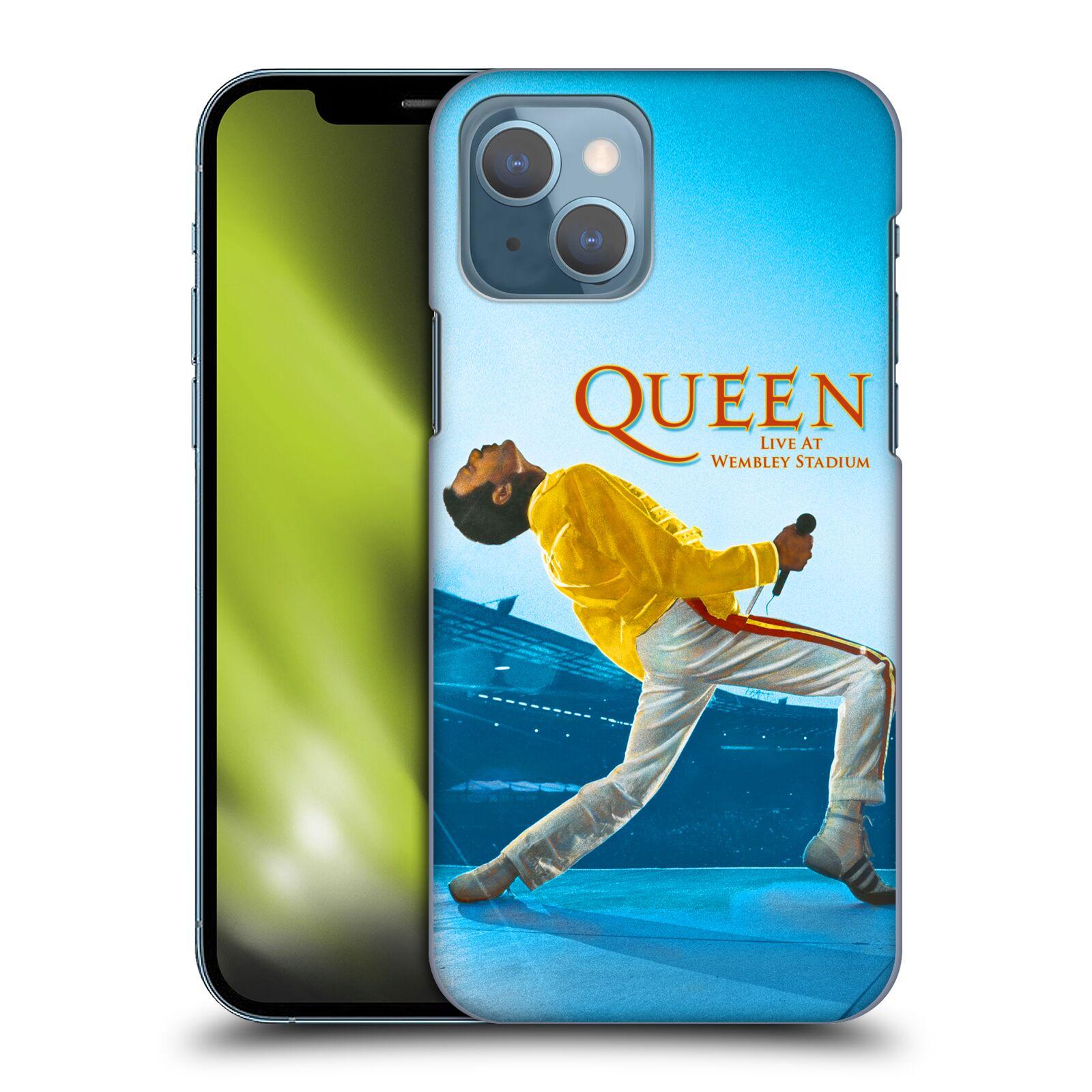 Plastové pouzdro na mobil Apple iPhone 13 - Head Case - Queen - Freddie Mercury
